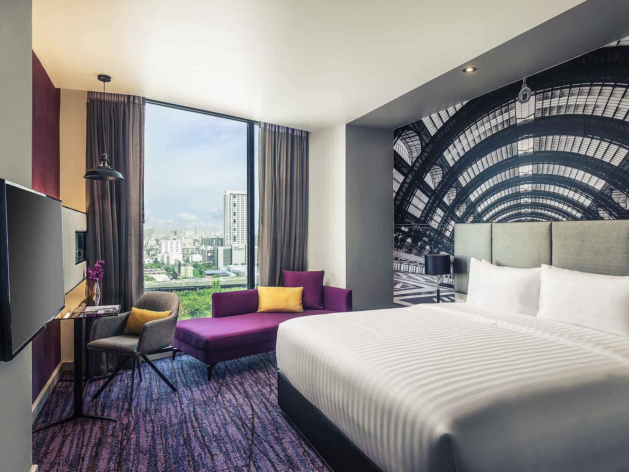 ... Rooms   Mercure Bangkok Makkasan ...