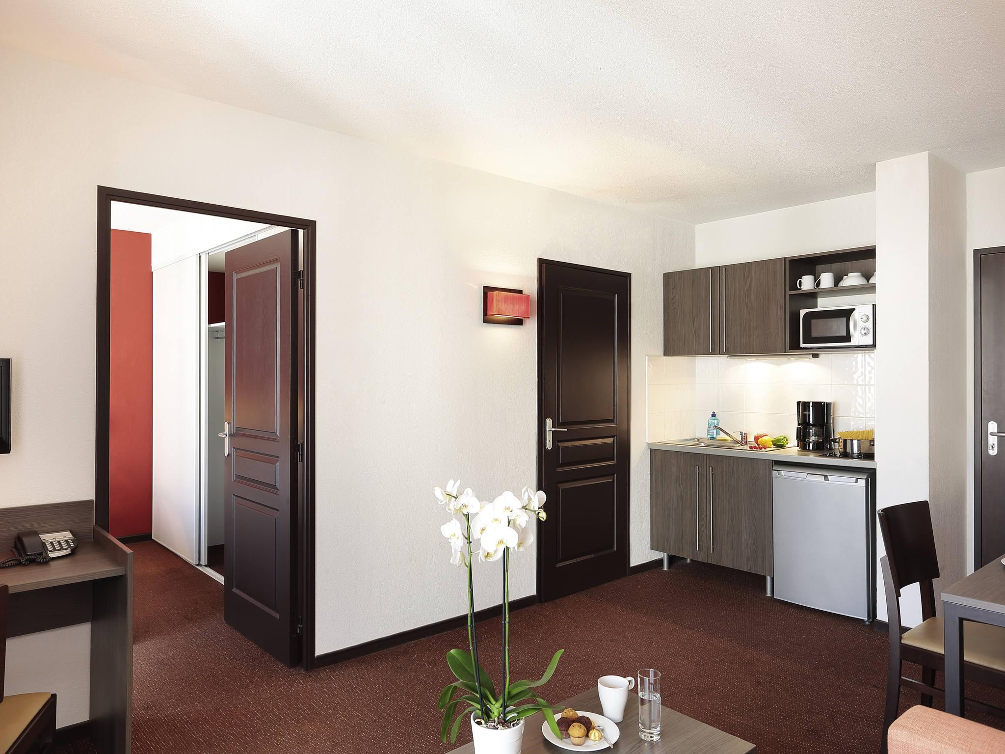 Отель — Aparthotel Adagio Access Ним
