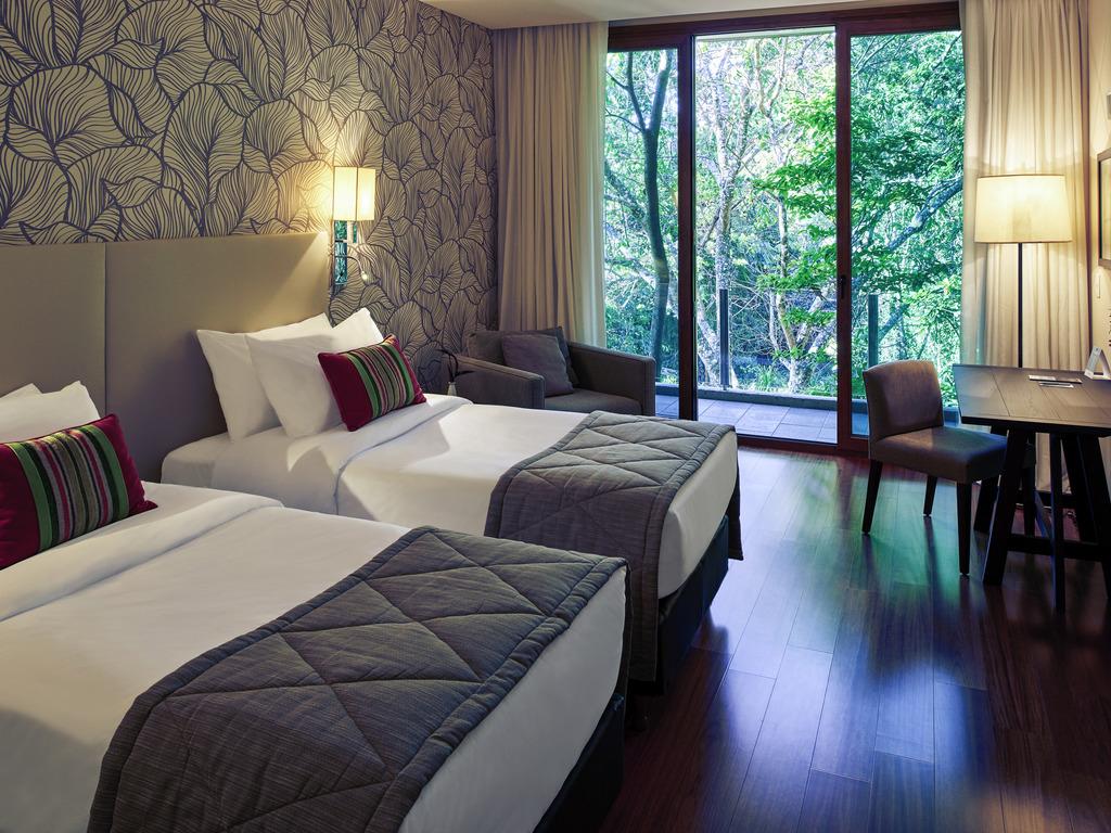 Hotel em PUERTO IGUAZU MISIONES Mercure Iguazu Hotel Iru ~ Quarto Tipo Twin