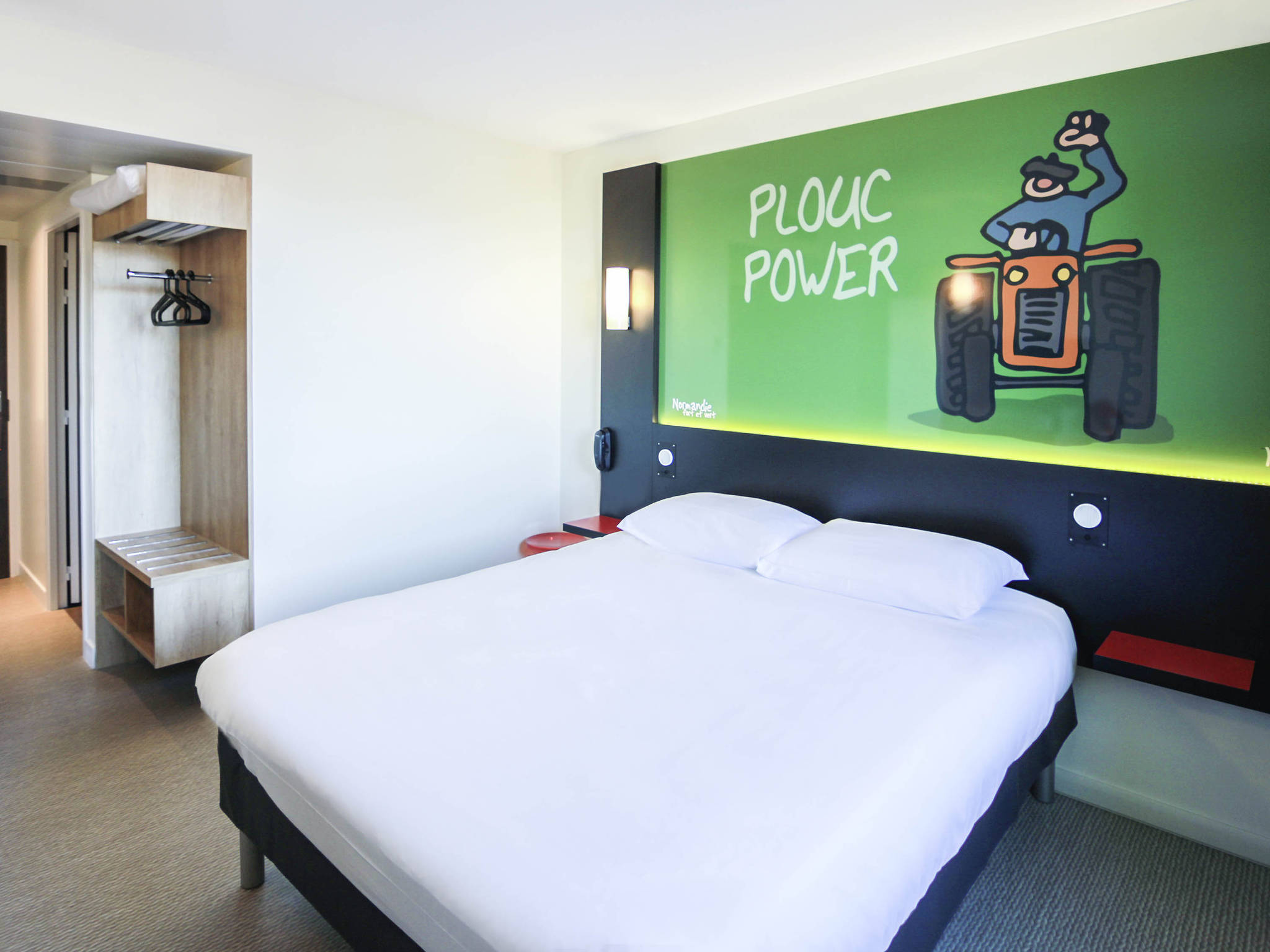 ホテル – ibis Styles Flers