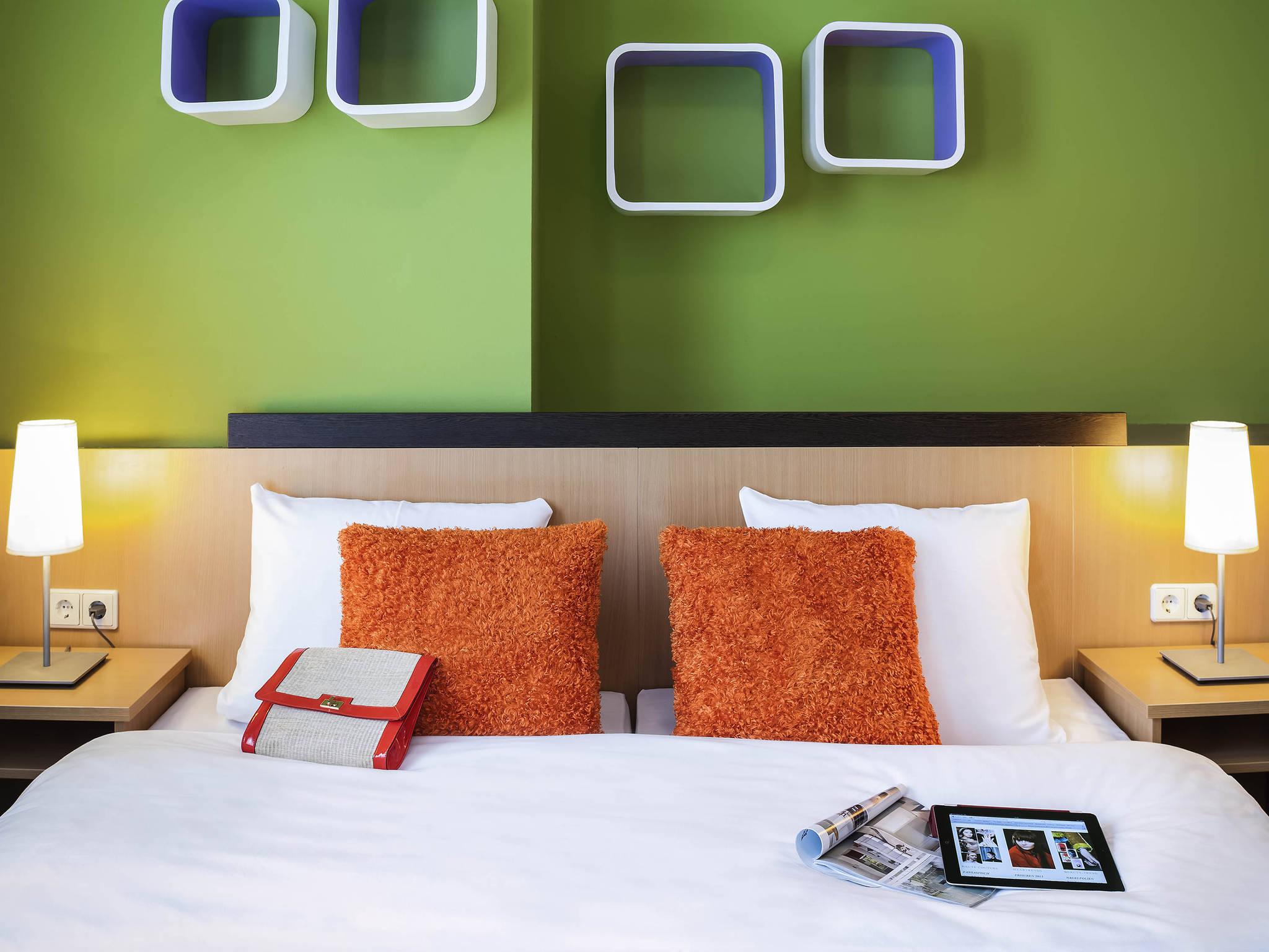 Отель — ibis Styles Берлин Сити Восток