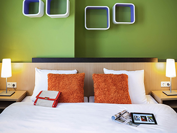 Otel - ibis Styles Berlin City Ost