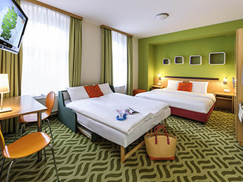 Camere - ibis Styles Berlin City Ost