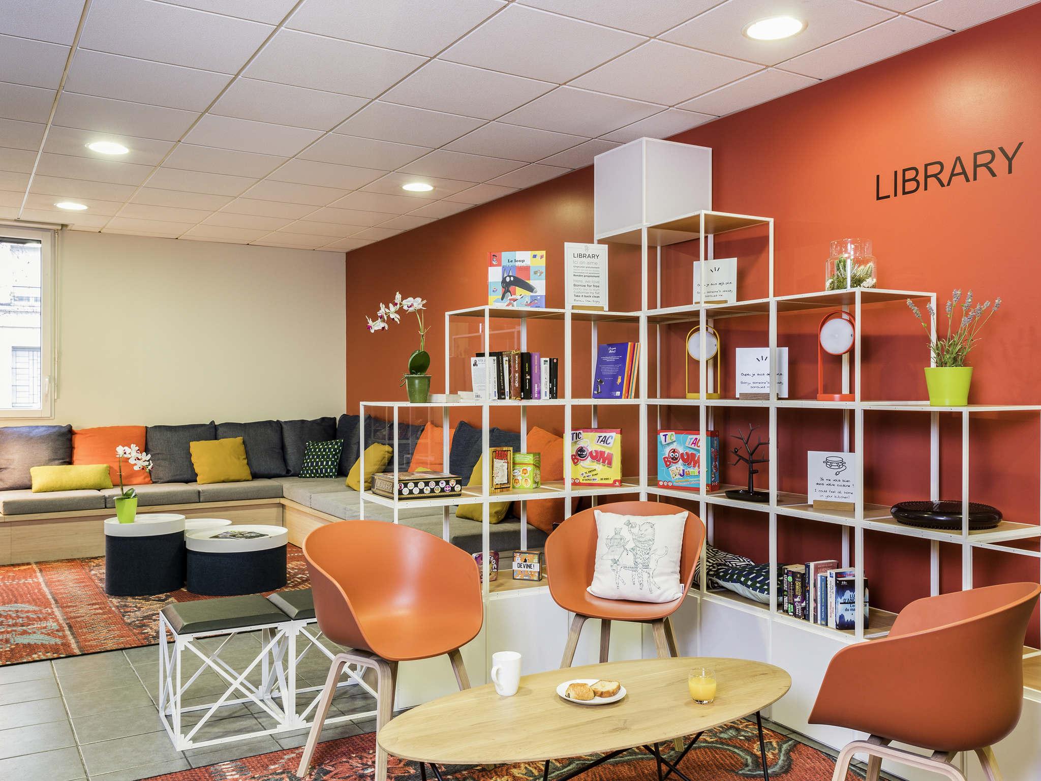Otel – Aparthotel Adagio access Paris Asnières