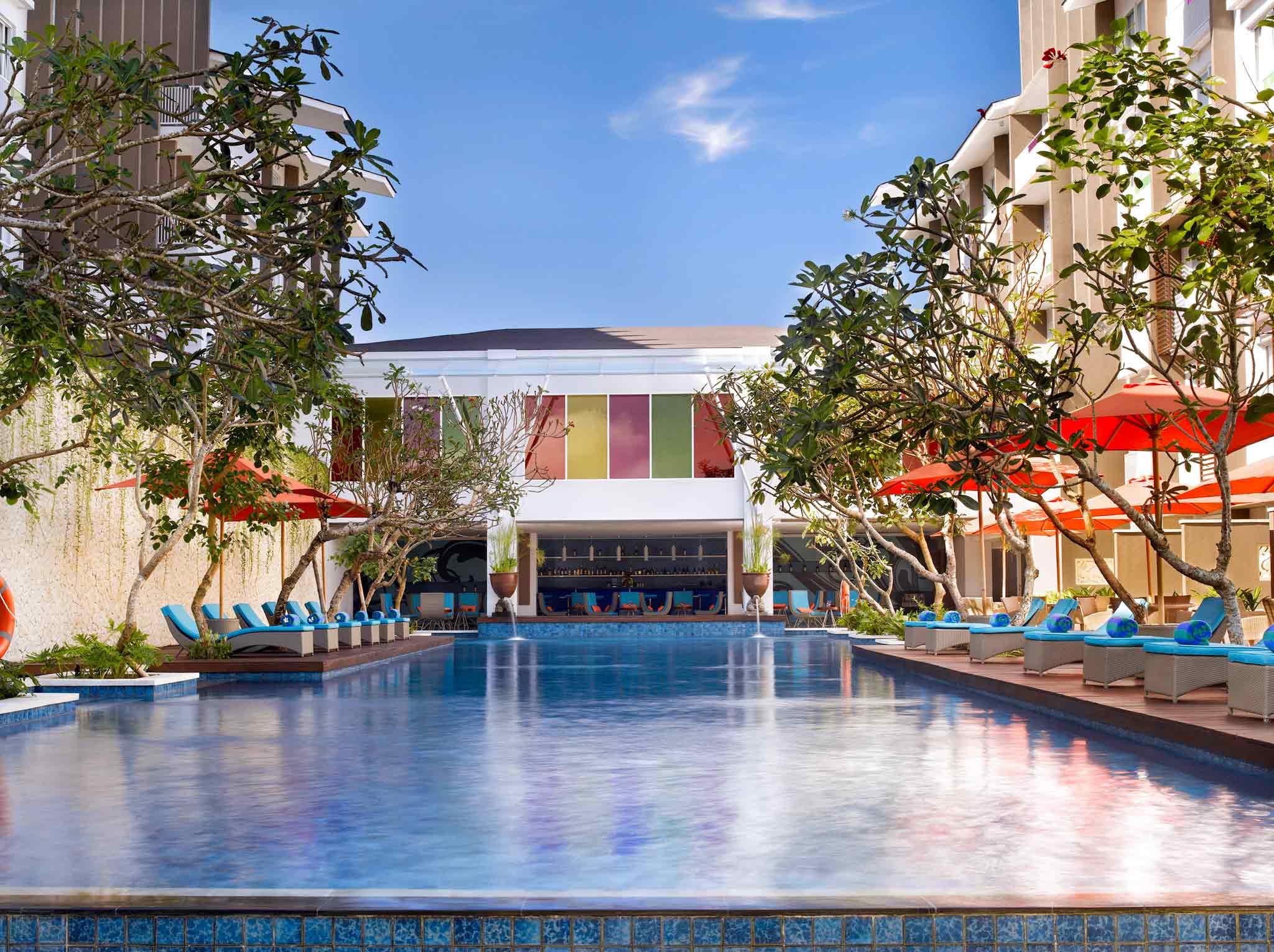 酒店 – 宜必思尚品巴厘岛白努亚酒店