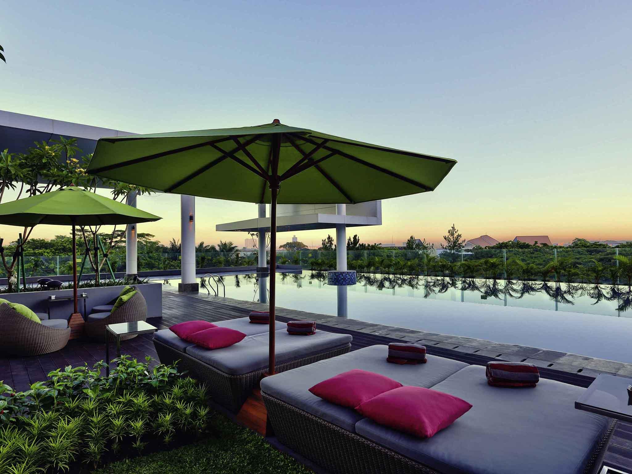 Hotell – Mercure Serpong Alam Sutera