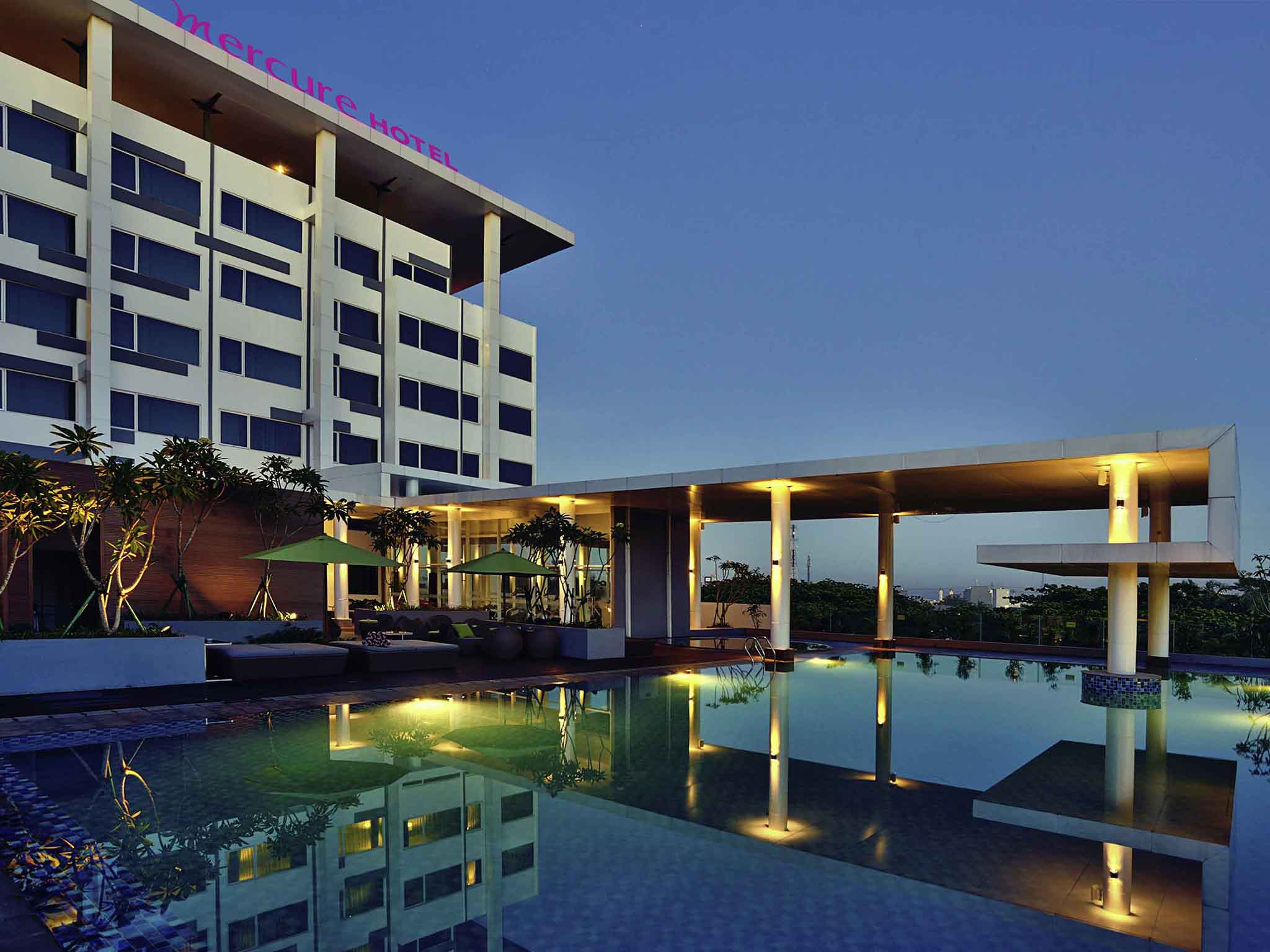 Hotel emily hotel r -  Hotel Mercure Serpong Alam Sutera