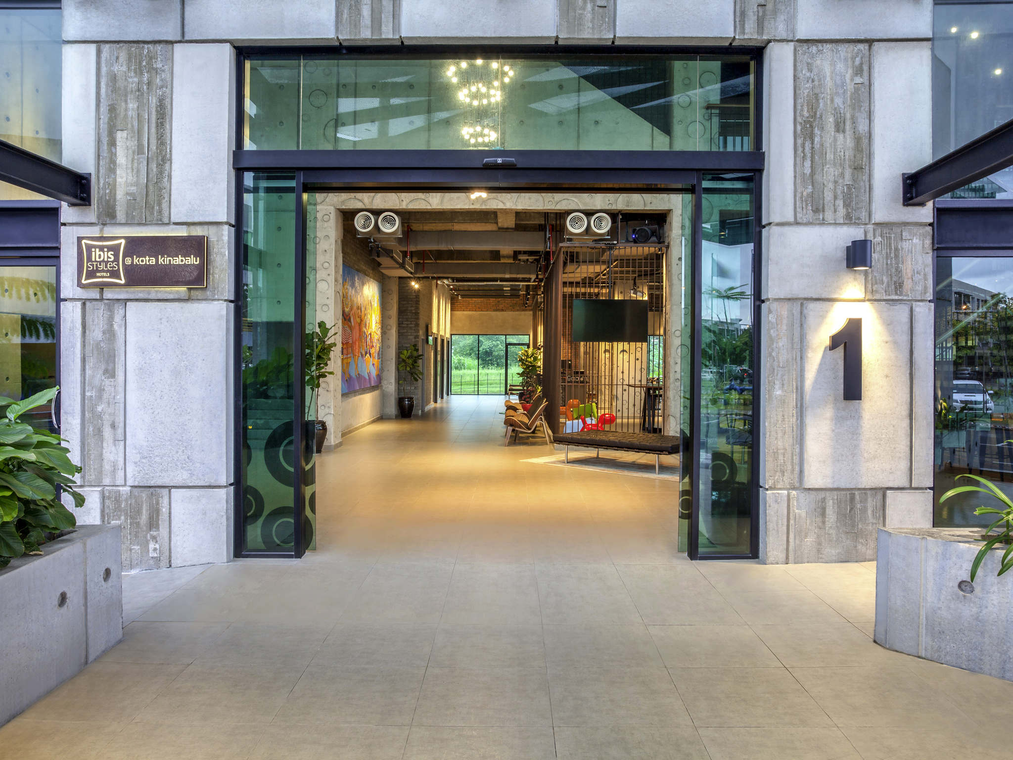 โรงแรม – ibis Styles Kota Kinabalu Inanam