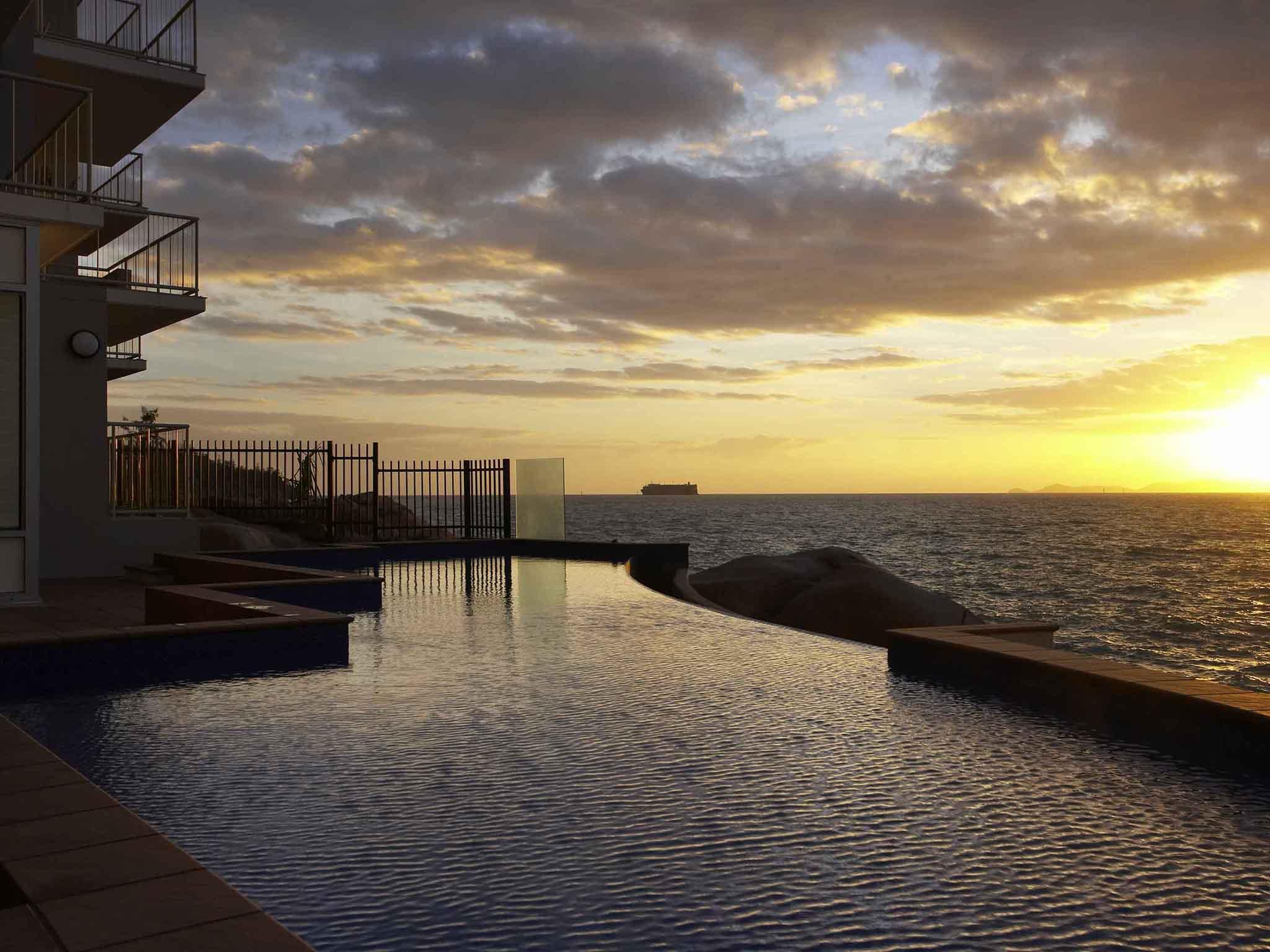 酒店 – 玛格内特岛雅高美爵公寓酒店