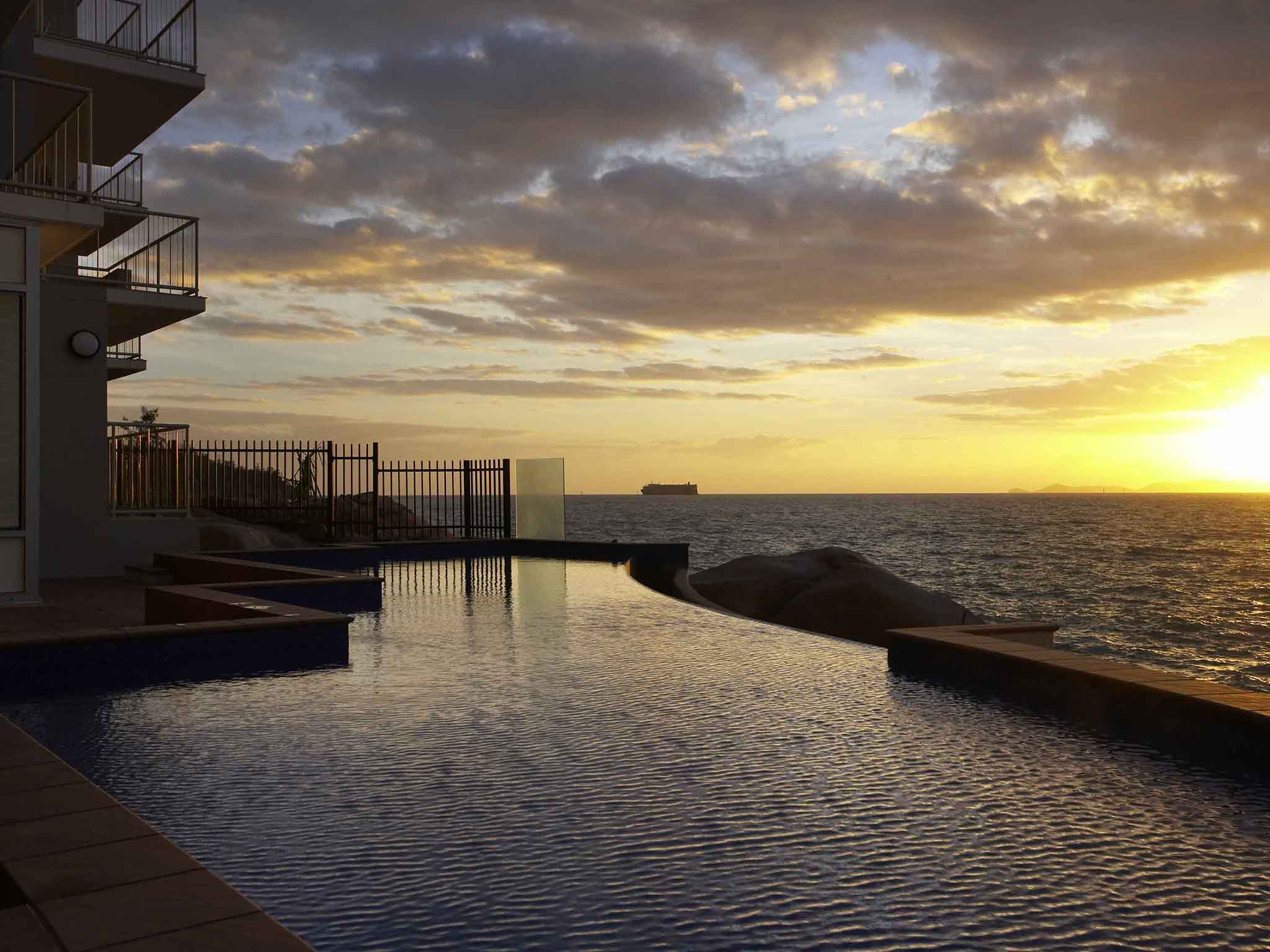 โรงแรม – Grand Mercure Apartments Magnetic Island