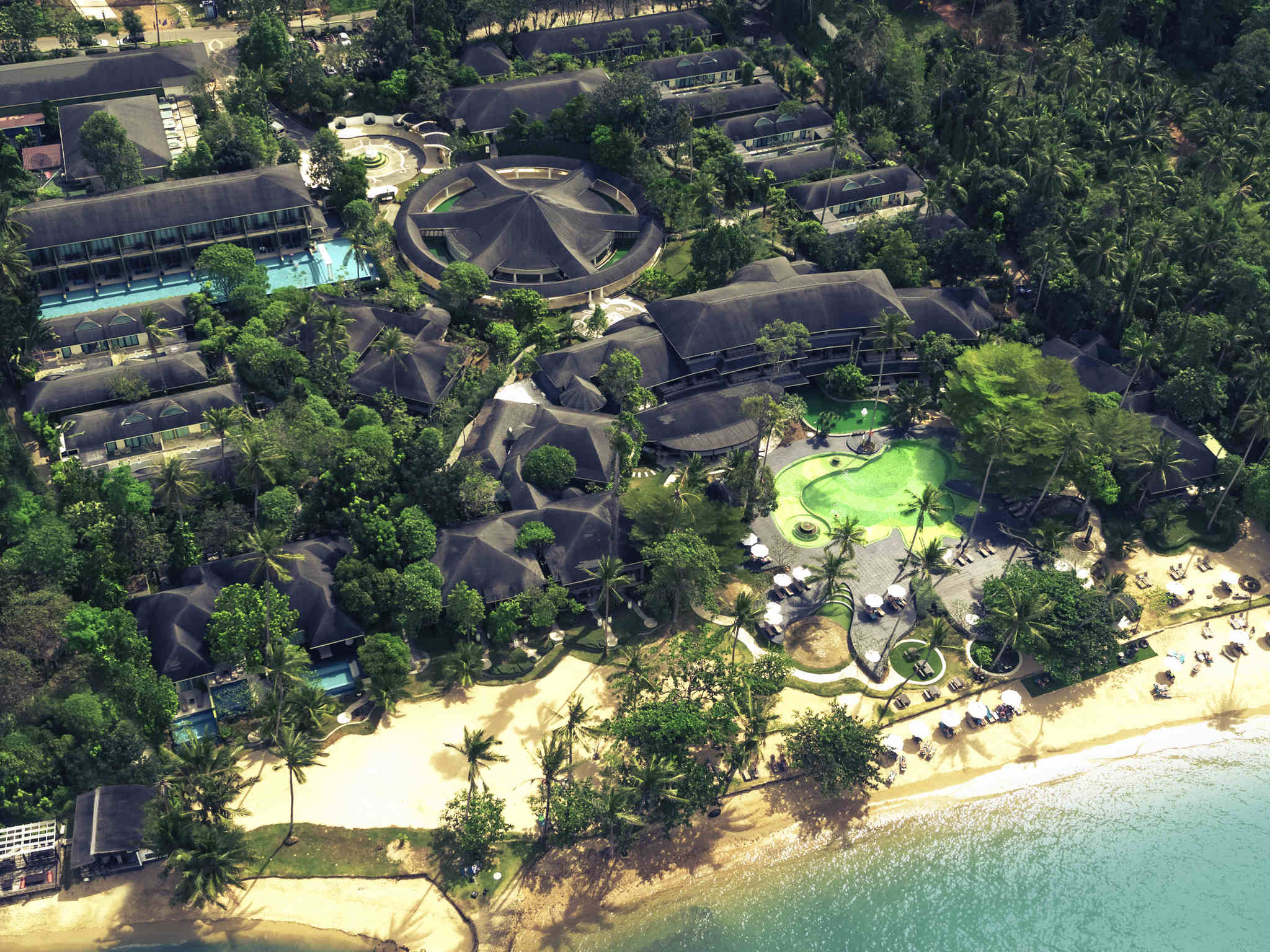 ホテル – Mercure Koh Chang Hideaway