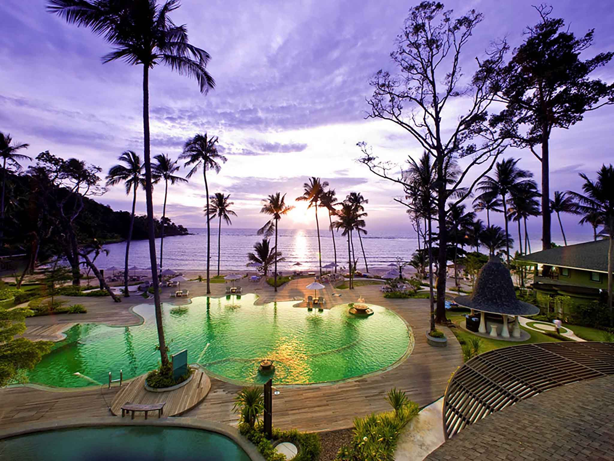 Best hotels in Koh Chang: review, rating, description and reviews of tourists 92