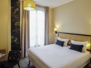 Ibis styles nantes centre place graslin in Nantes