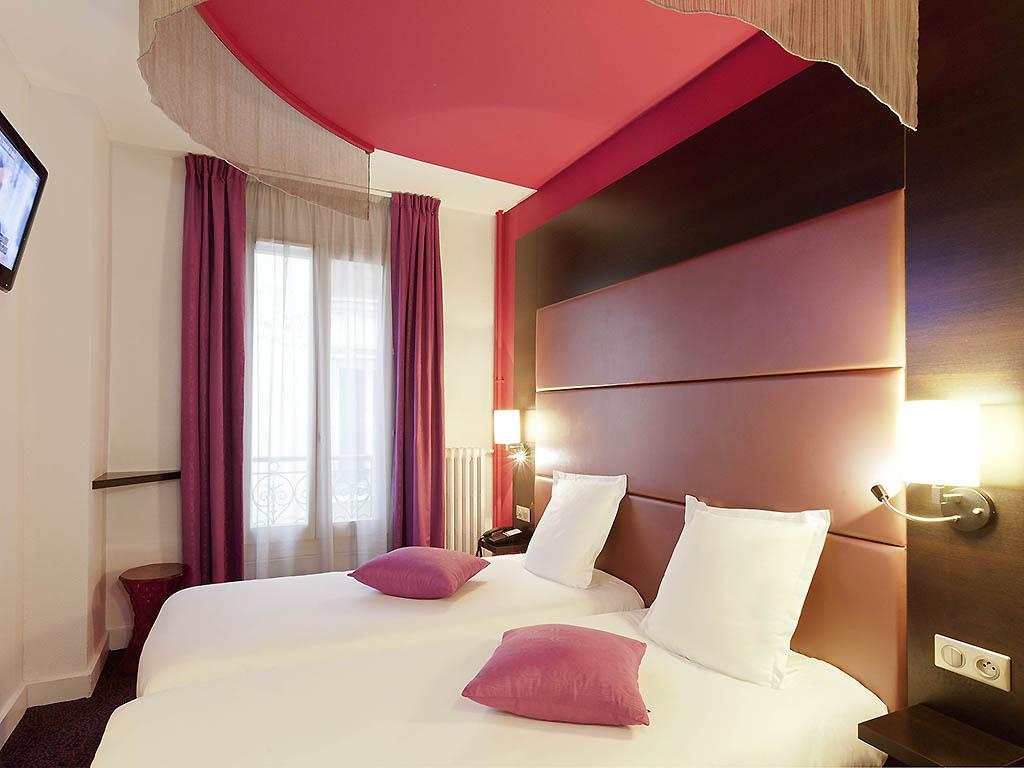 Hotel Pas Cher Paris Pigalle