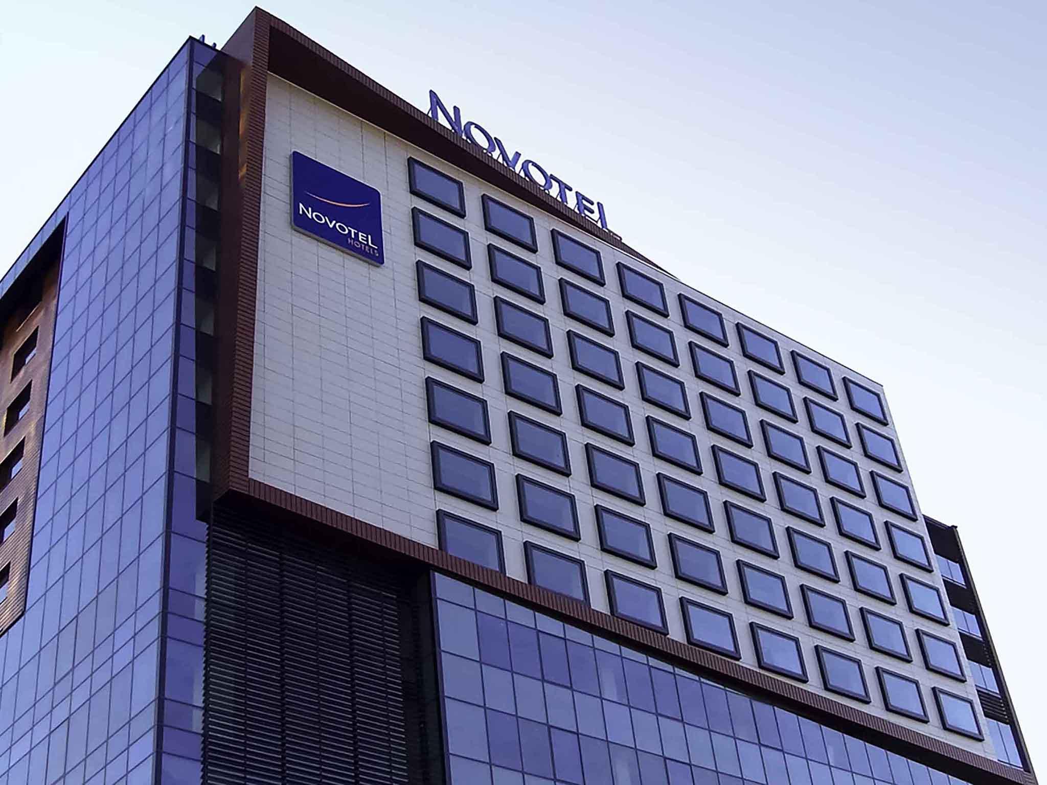โรงแรม – Novotel Sofia