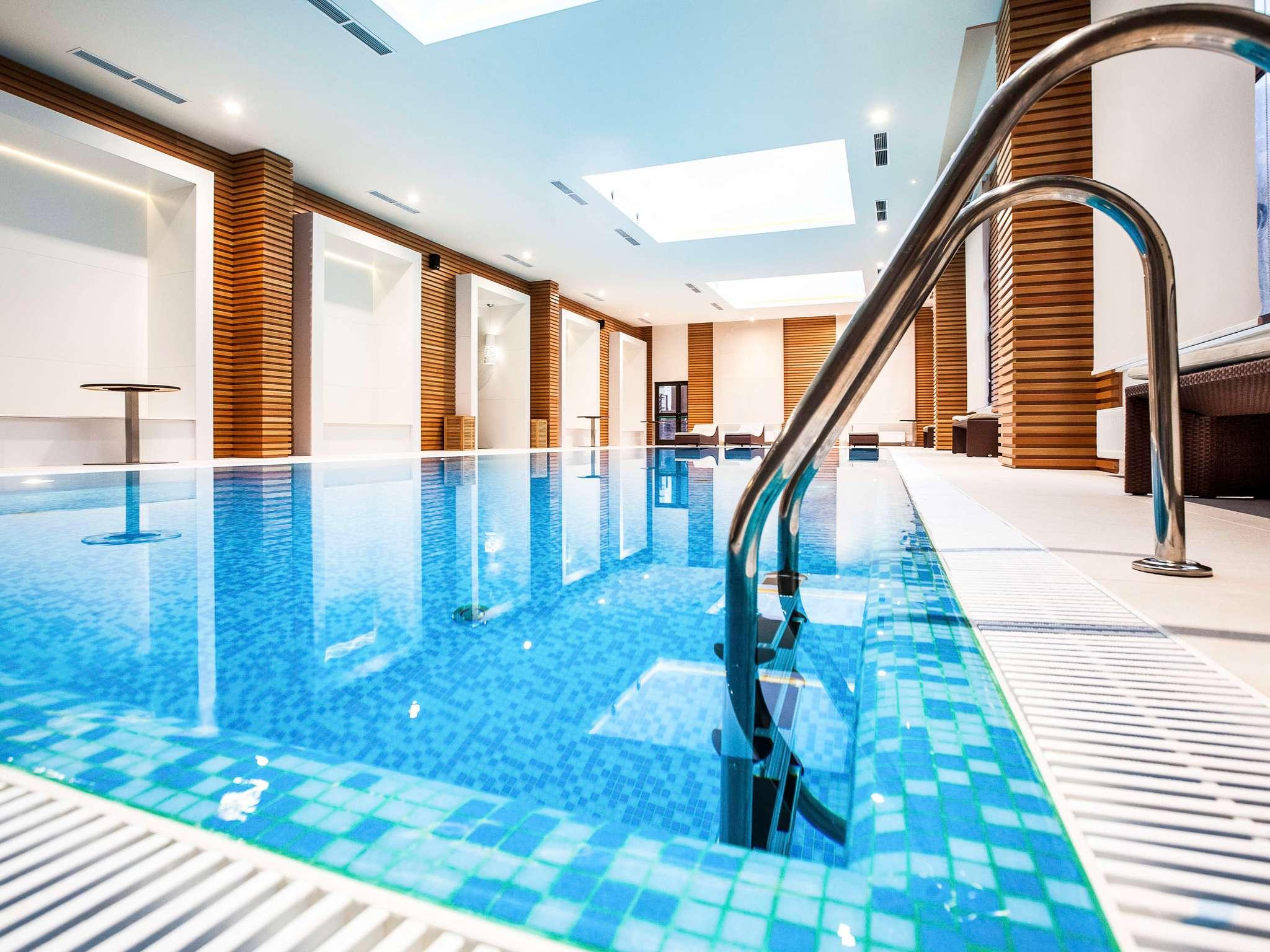 Отель — Mercure Роза Хутор