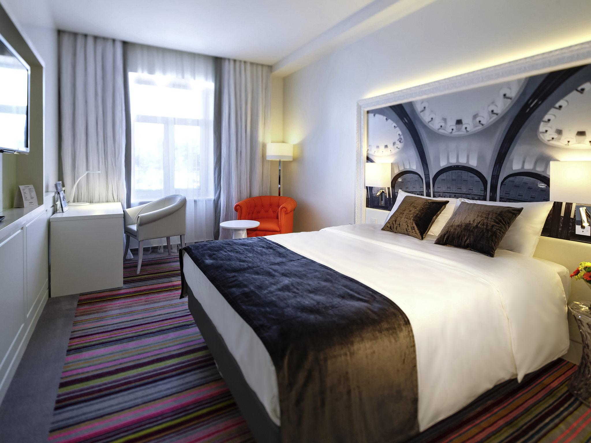 فندق - مركيور MERCURE موسكو بومانسكايا