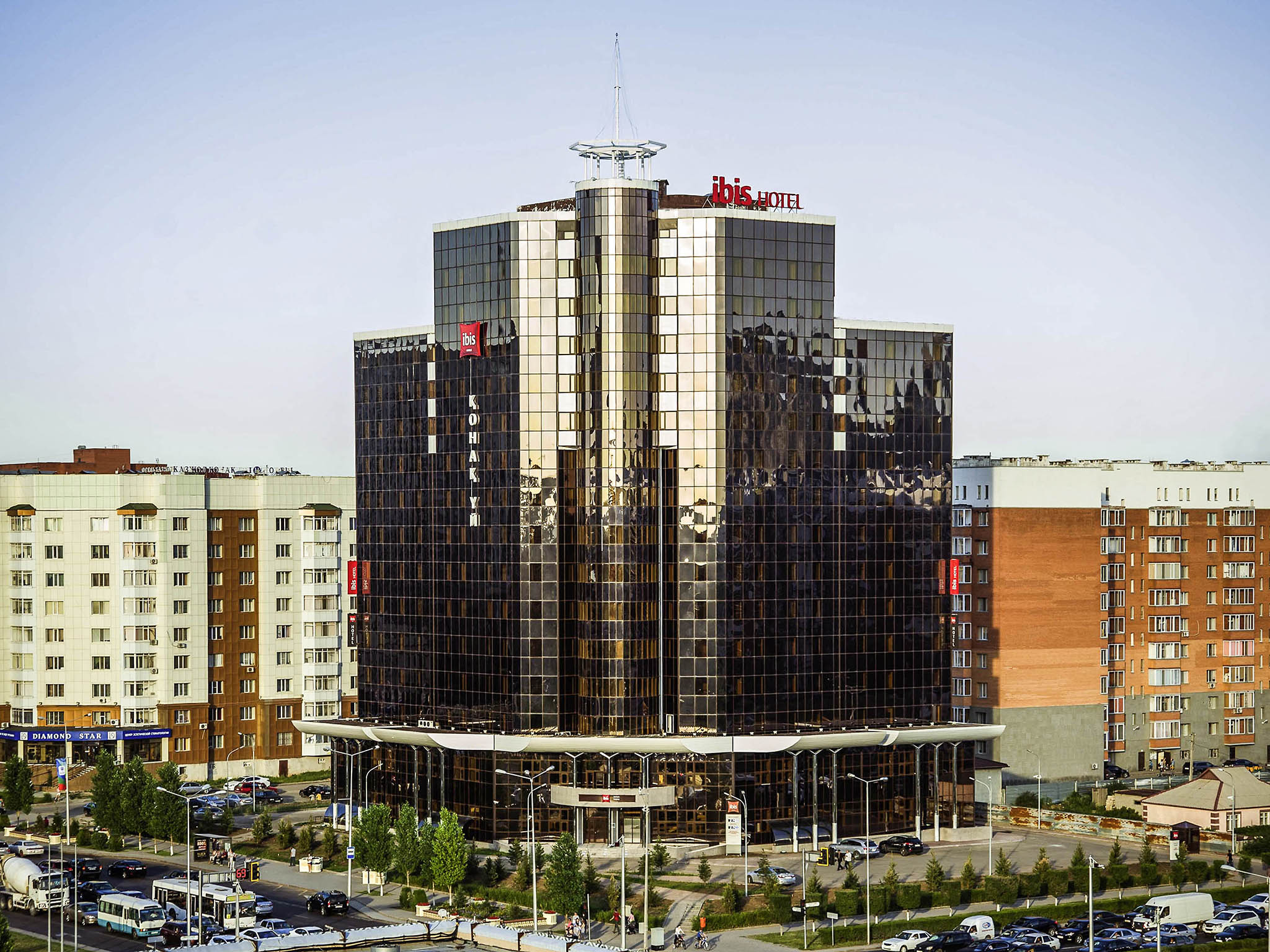 Hotel - ibis Astana