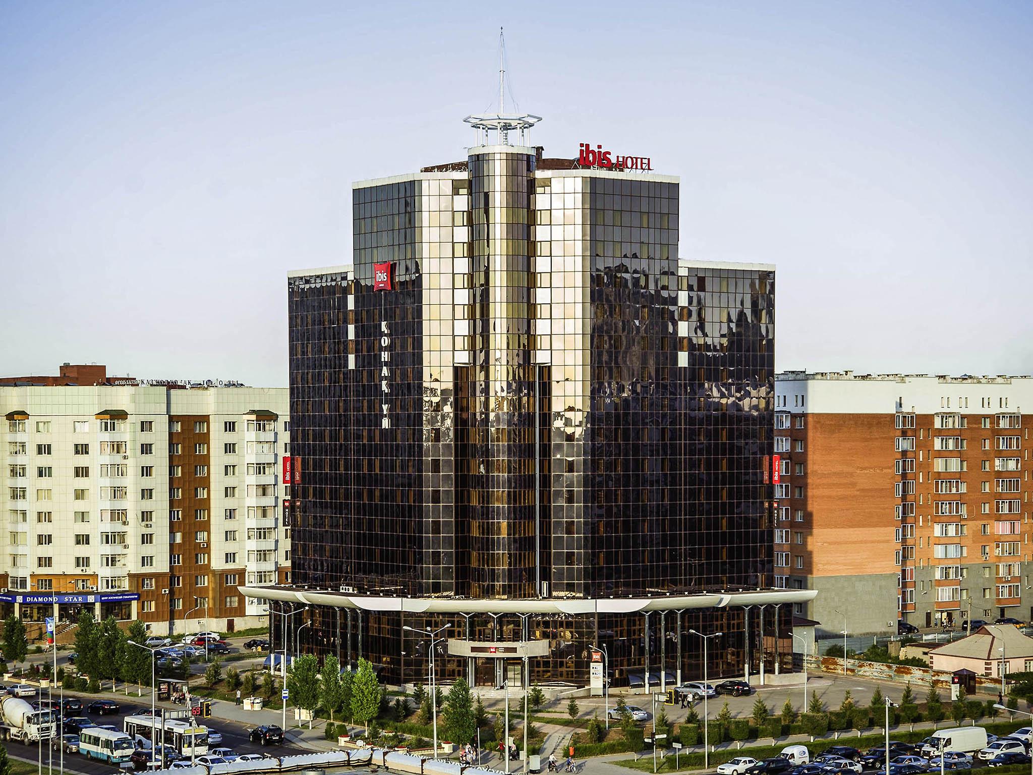 Отель — ibis Астана