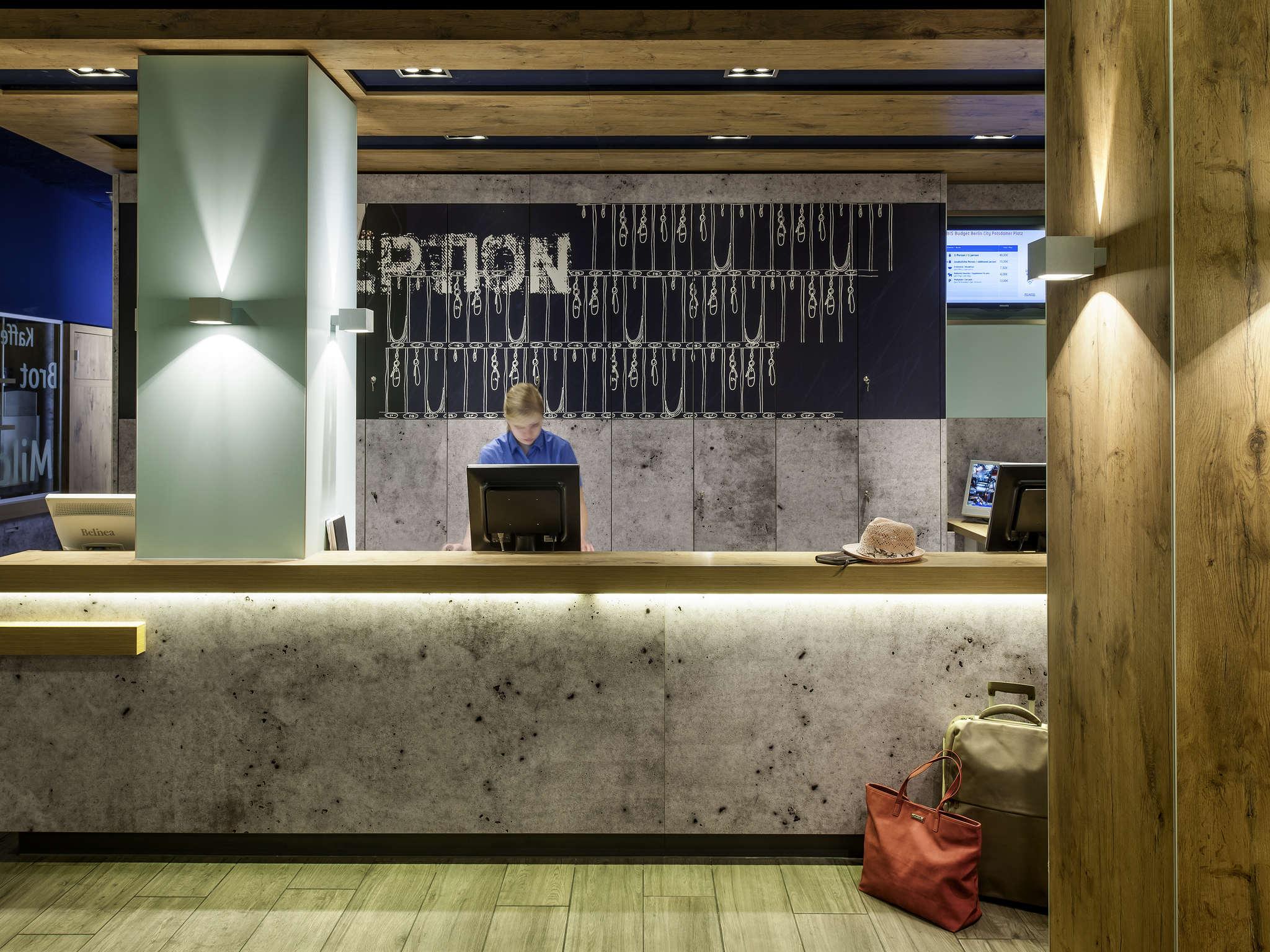 Отель — ibis budget Givet