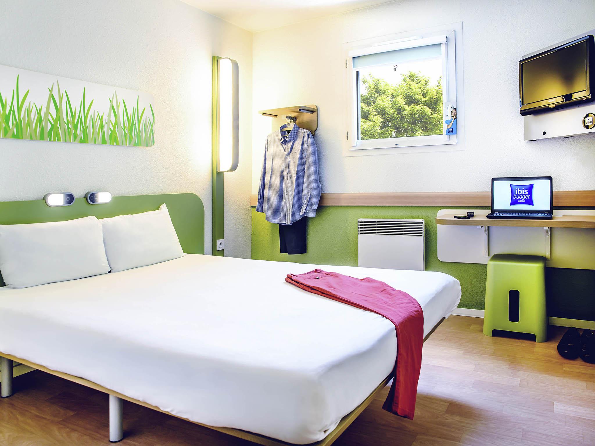 Hôtel à PETITE FORET - ibis budget Valenciennes Petite Forêt