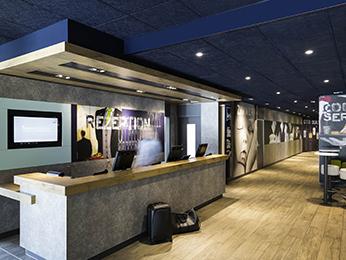 Cheap hotel GLATTBRUGG - ibis budget Zurich Airport