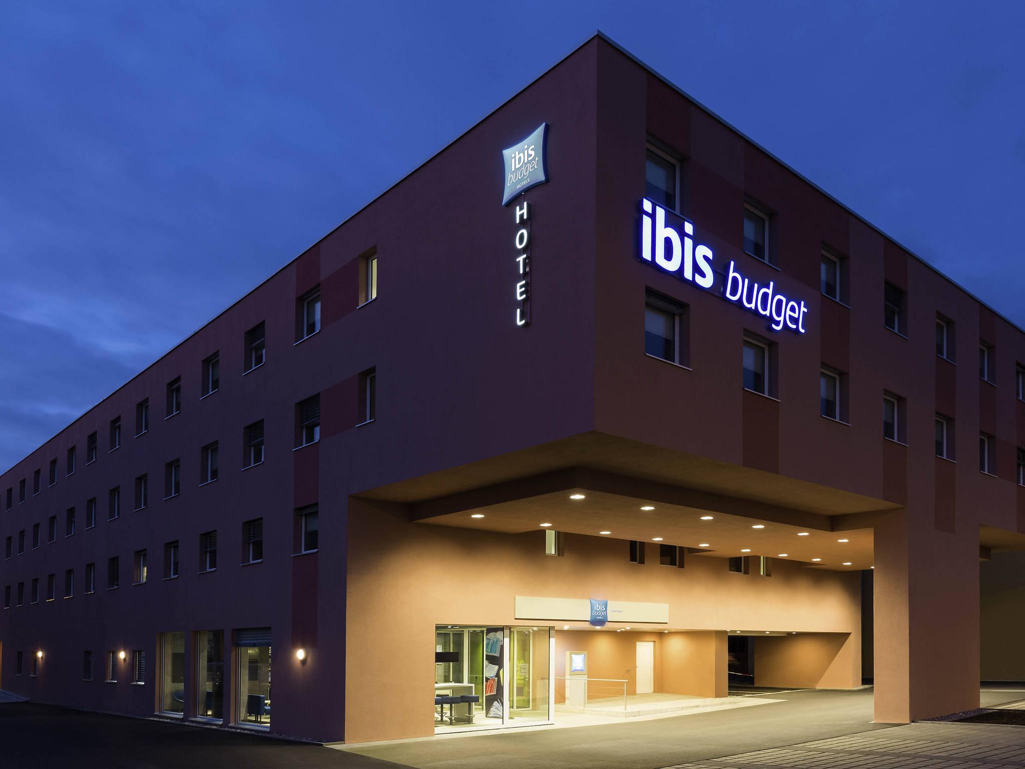 Hotel In Glattbrugg Ibis Budget Zurich Airport