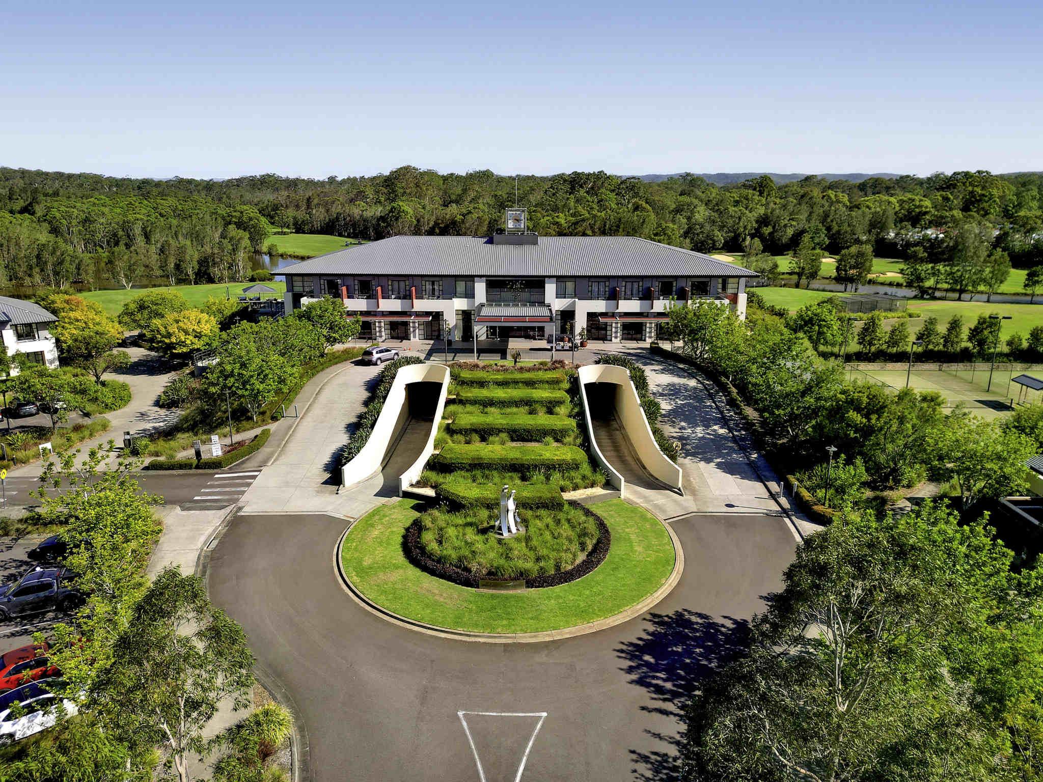 Отель — Mercure Kooindah Waters Central Coast
