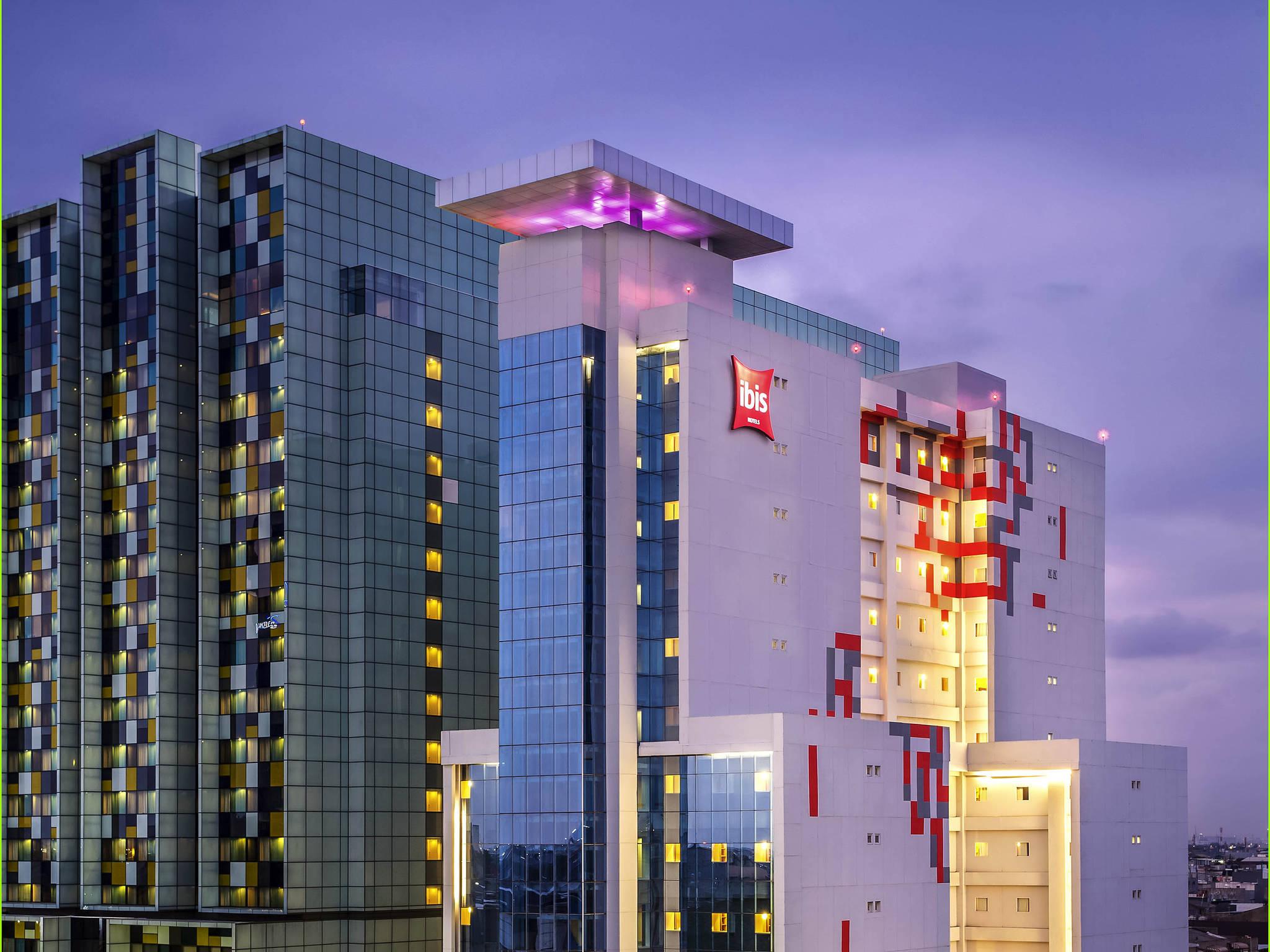 酒店 – 宜必思雅加达哈尔莫尼酒店
