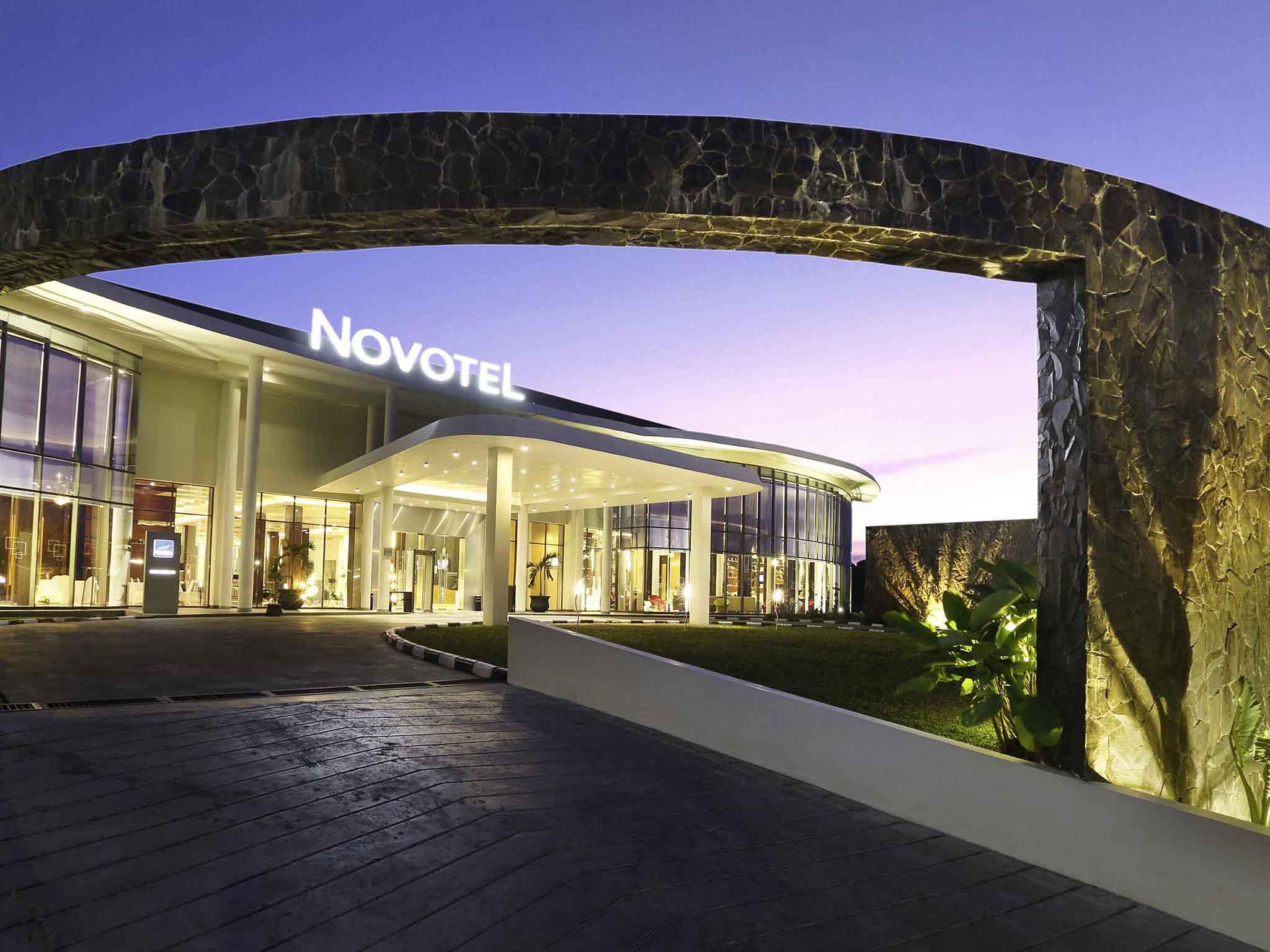 Отель — Novotel Банджармасин Аэропорт
