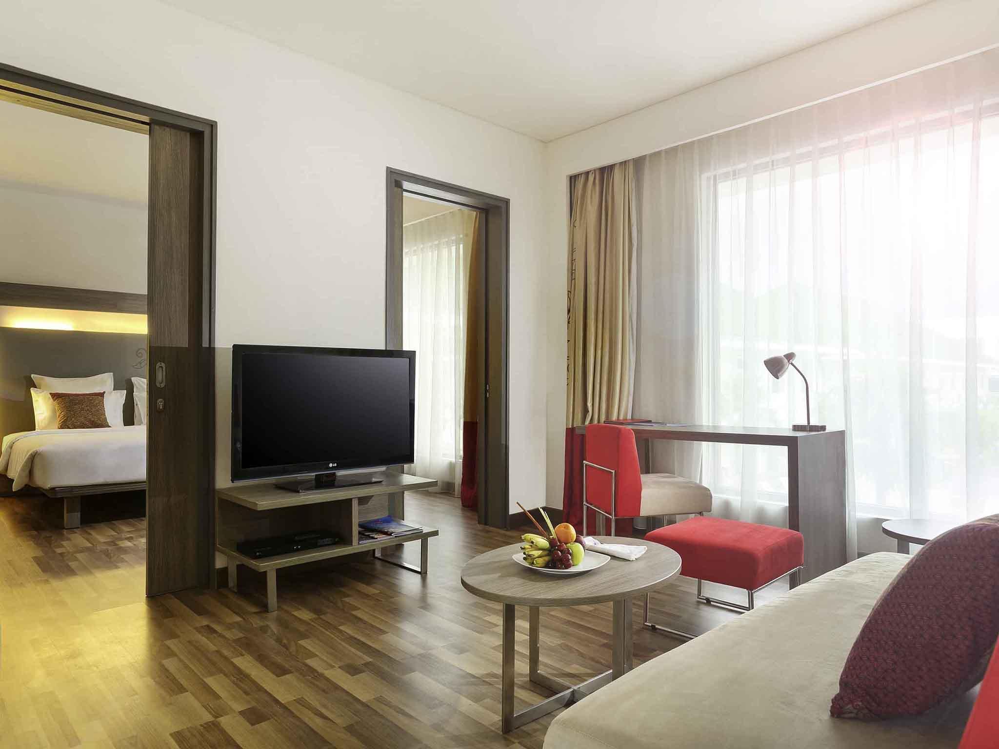 Hotel In Banjarmasin Novotel Airport Paket Murmer Acces Point Komplit Rooms