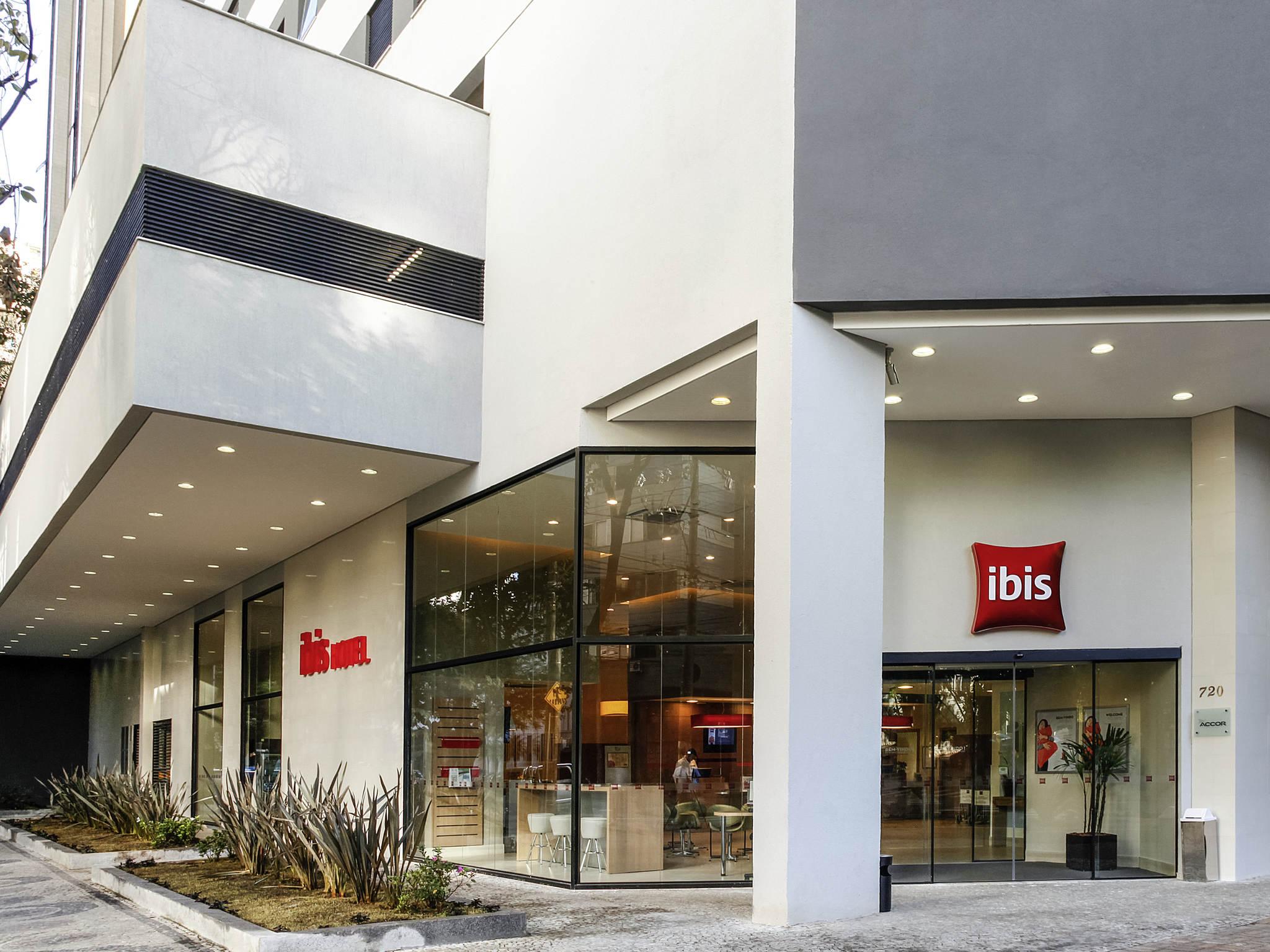 Отель — ibis Belo Horizonte Afonso Pena