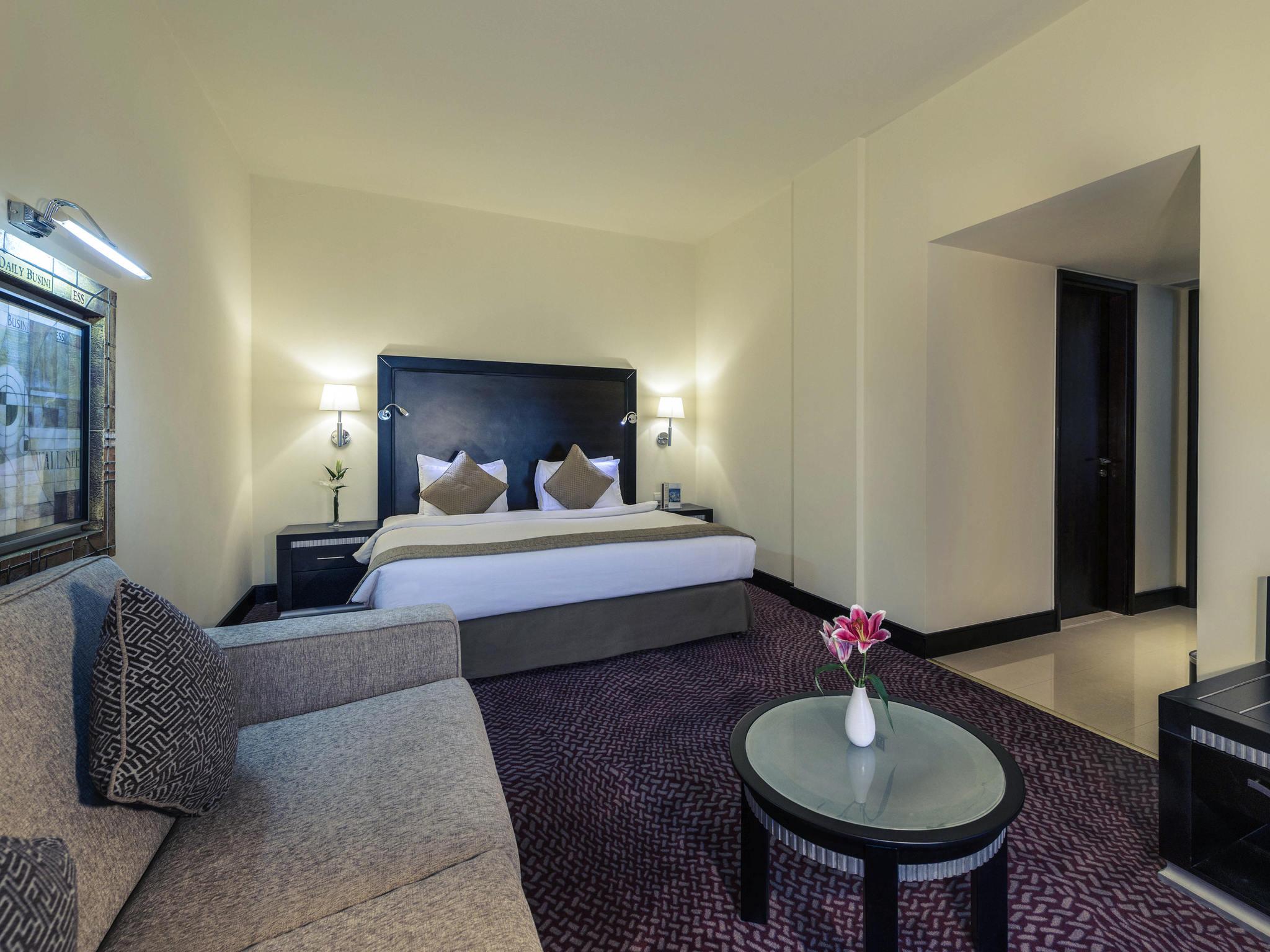 Hotel en DUBAI - Mercure Gold Hotel Al Mina Road Dubai