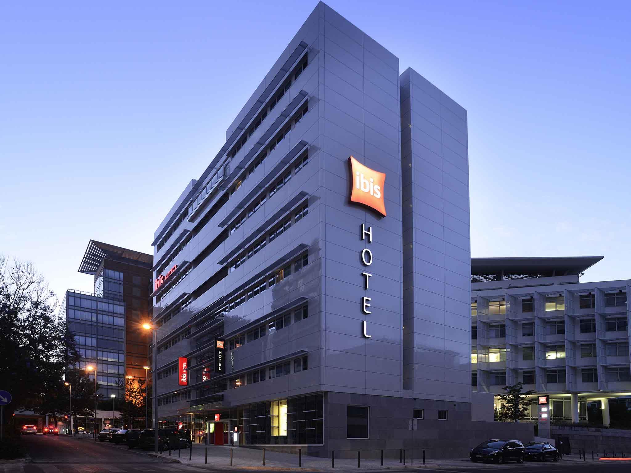 酒店 – 宜必思里斯本纳索艾许公园酒店