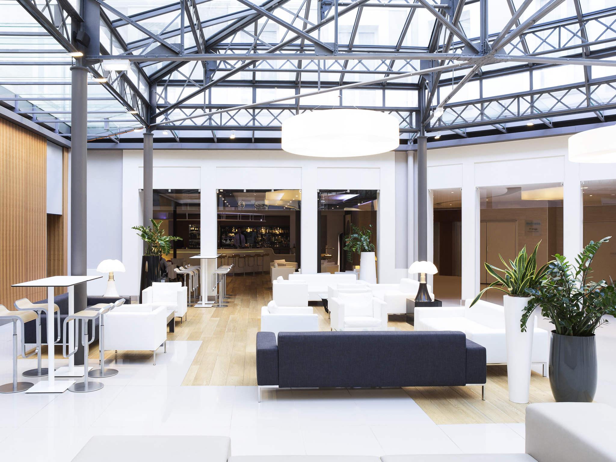 Отель — Novotel Тулуза Центр Вильсон