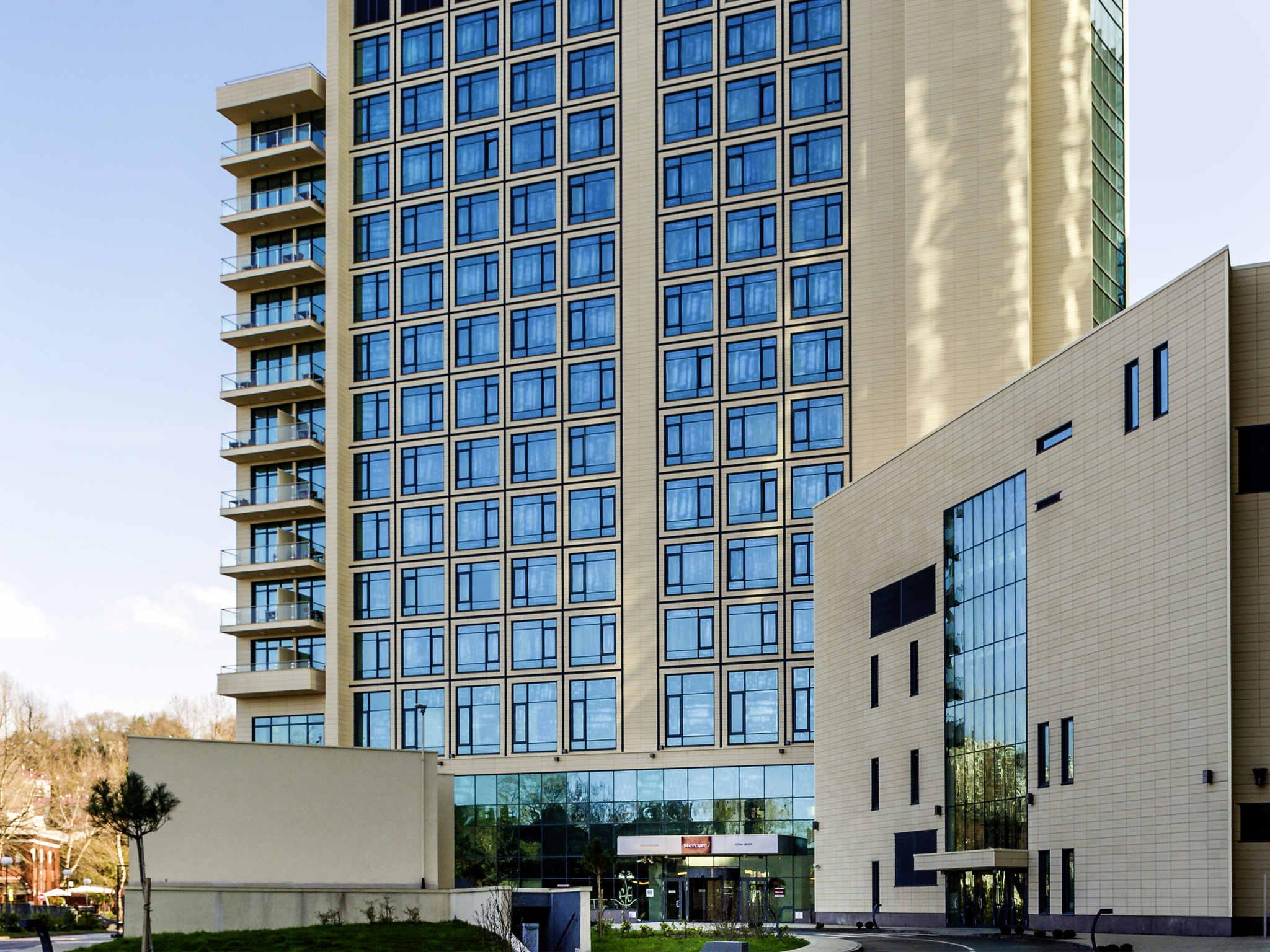 酒店 – 索契中心美居酒店