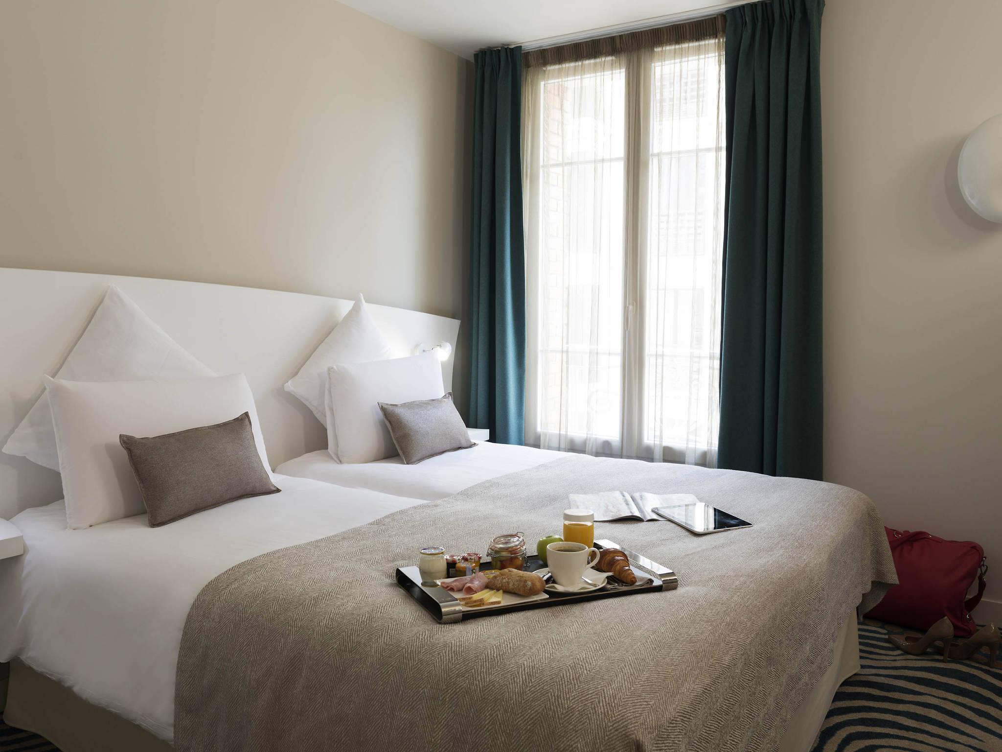 Отель — Mercure Париж Левалуа-Перре