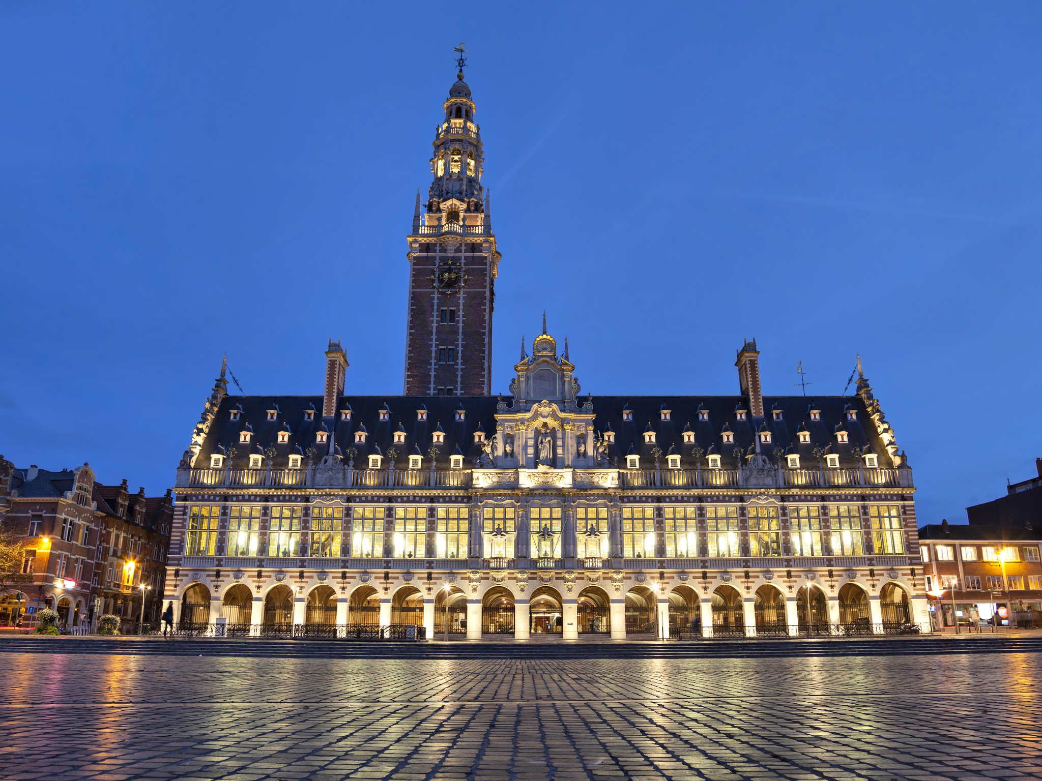Hotel Ibis Leuven Centrum Leuven Belgien
