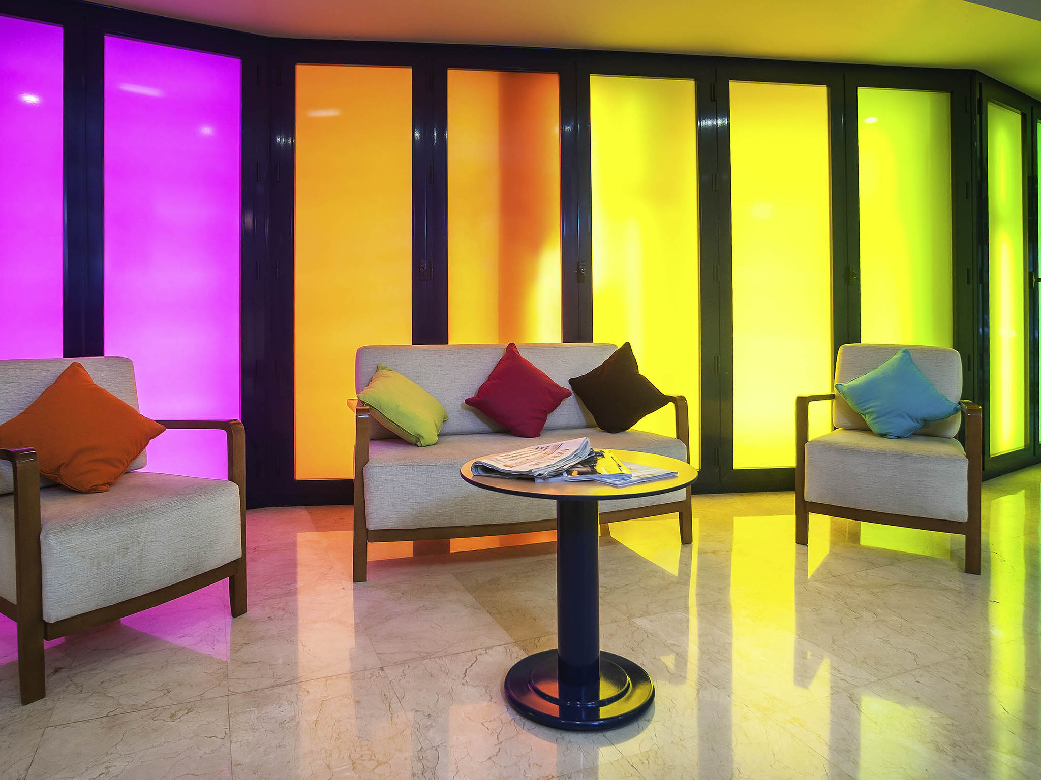 โรงแรม – ibis Styles Zaragoza Ramiro I