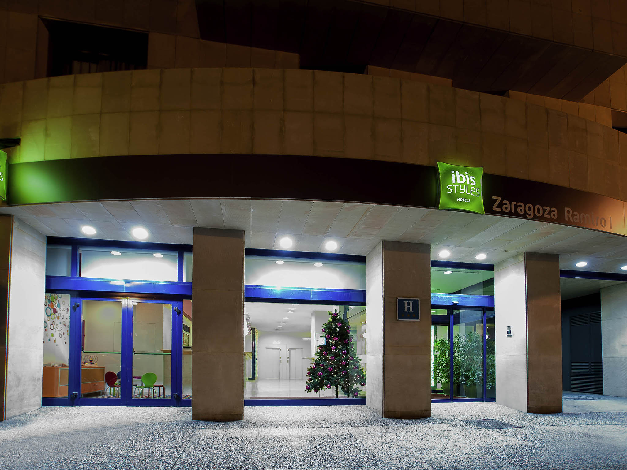 Hotel in ZARAGOZA Book at this ibis Styles hotel in Zaragoza