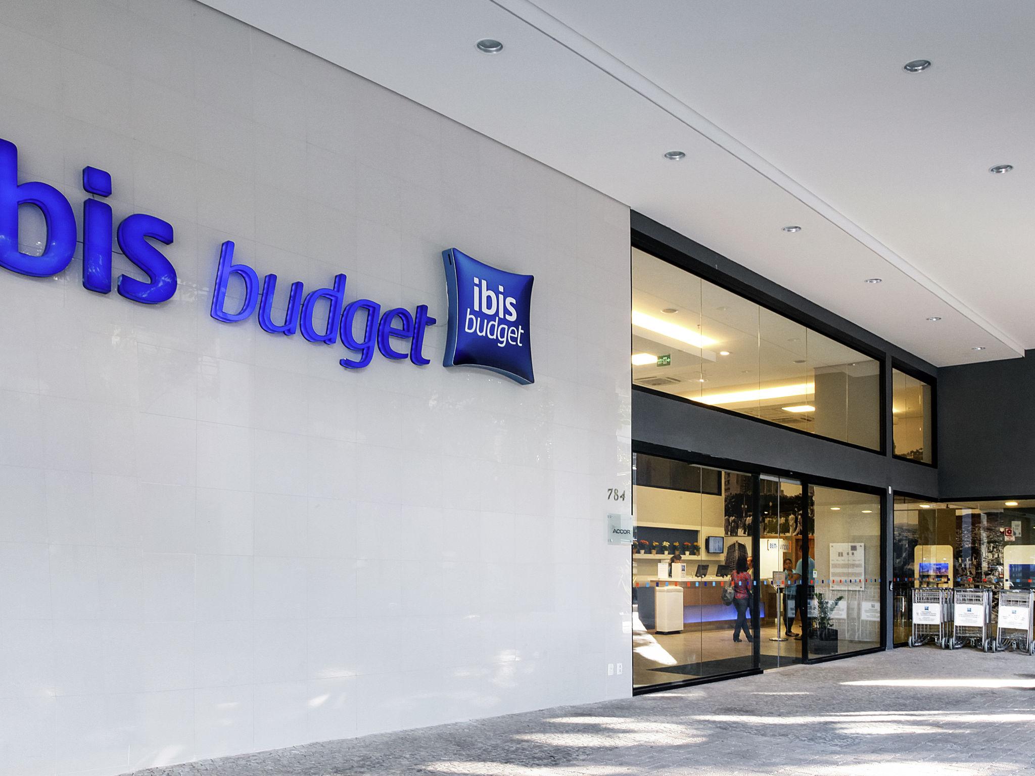 Отель — ibis budget Belo Horizonte Afonso Pena