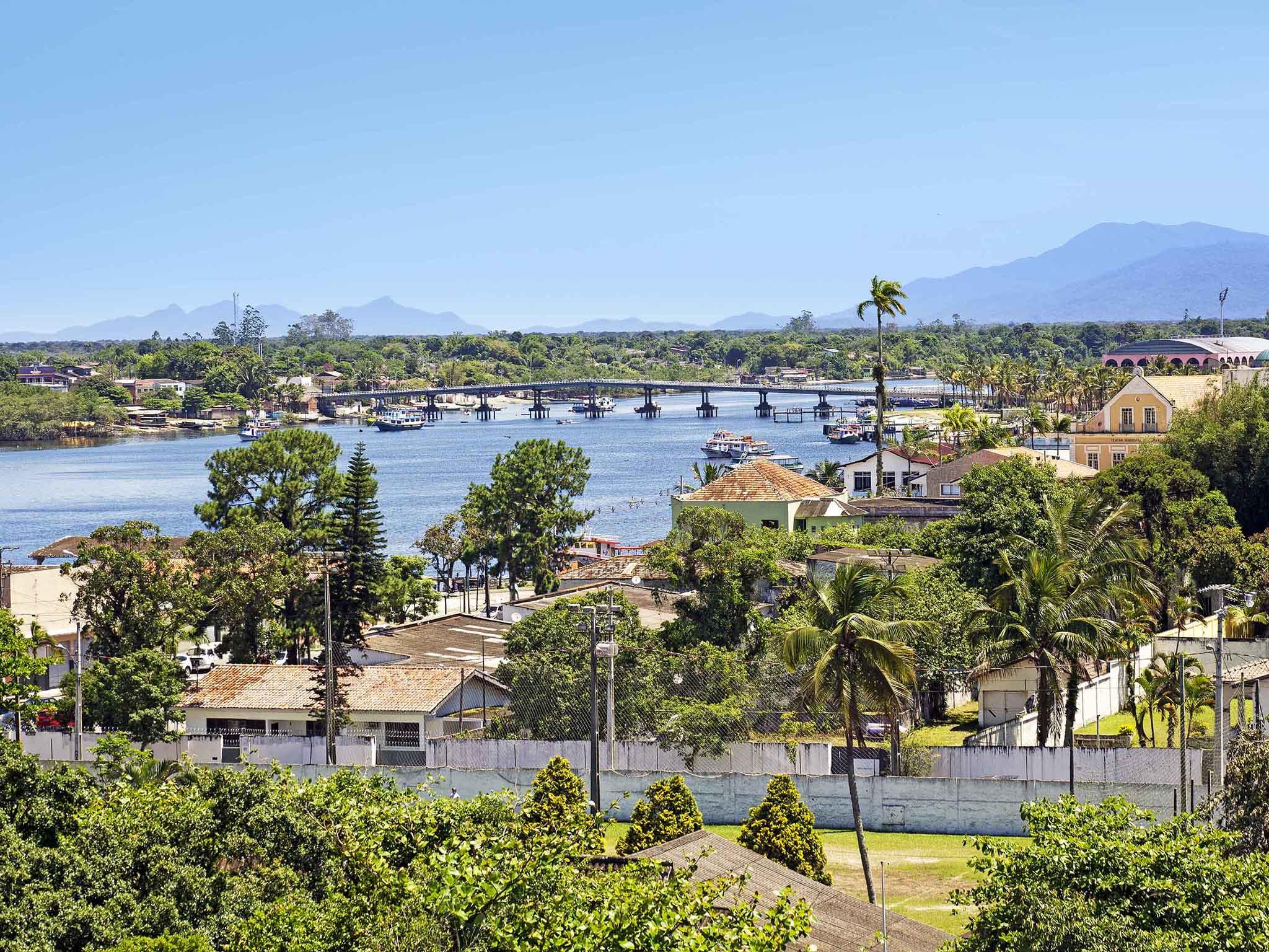 Hotel - ibis Paranagua