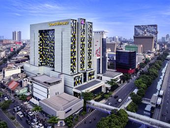 At 25 Km Grand Mercure Jakarta Harmoni