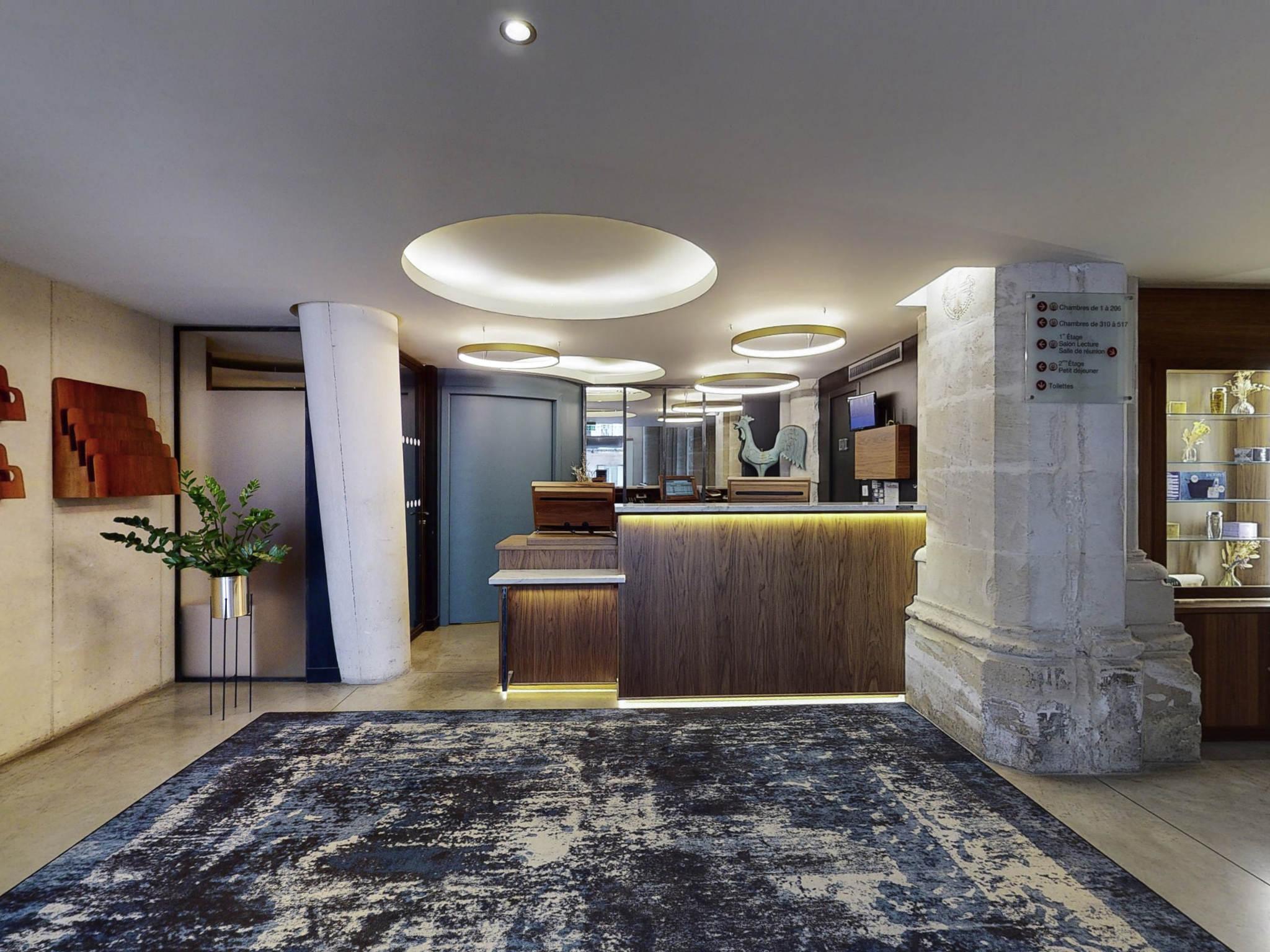 Hotel Ibis Poitier