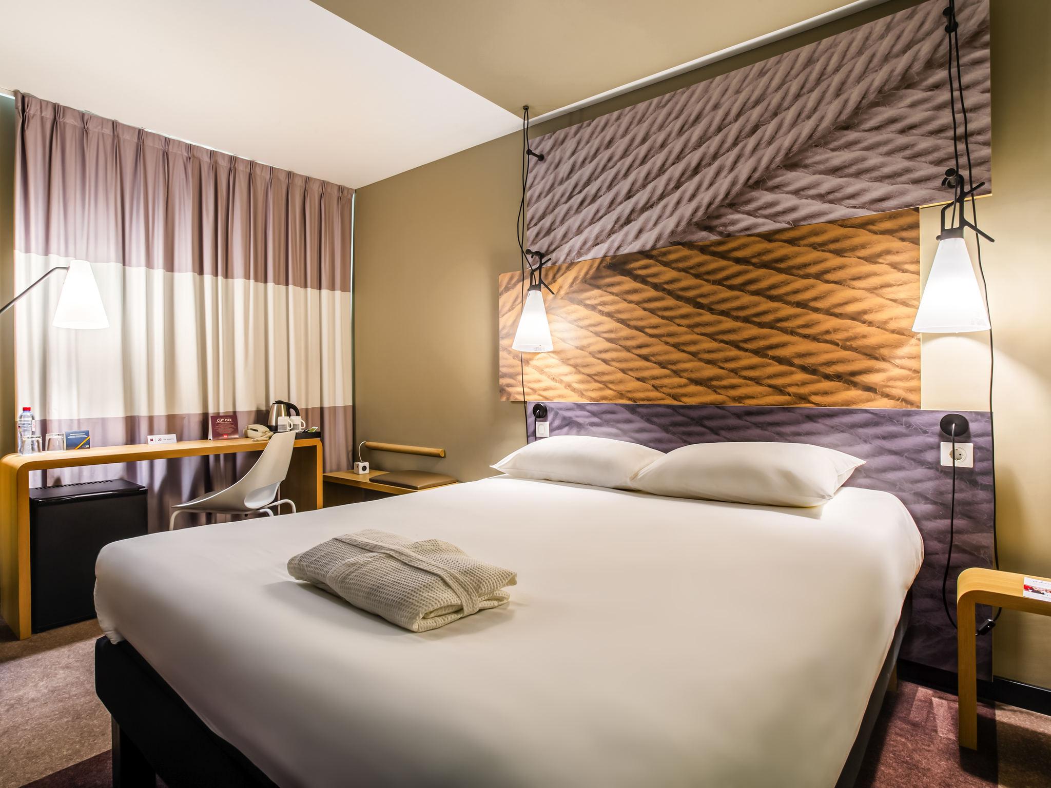 Hotel – Ibis Irkutsk Center
