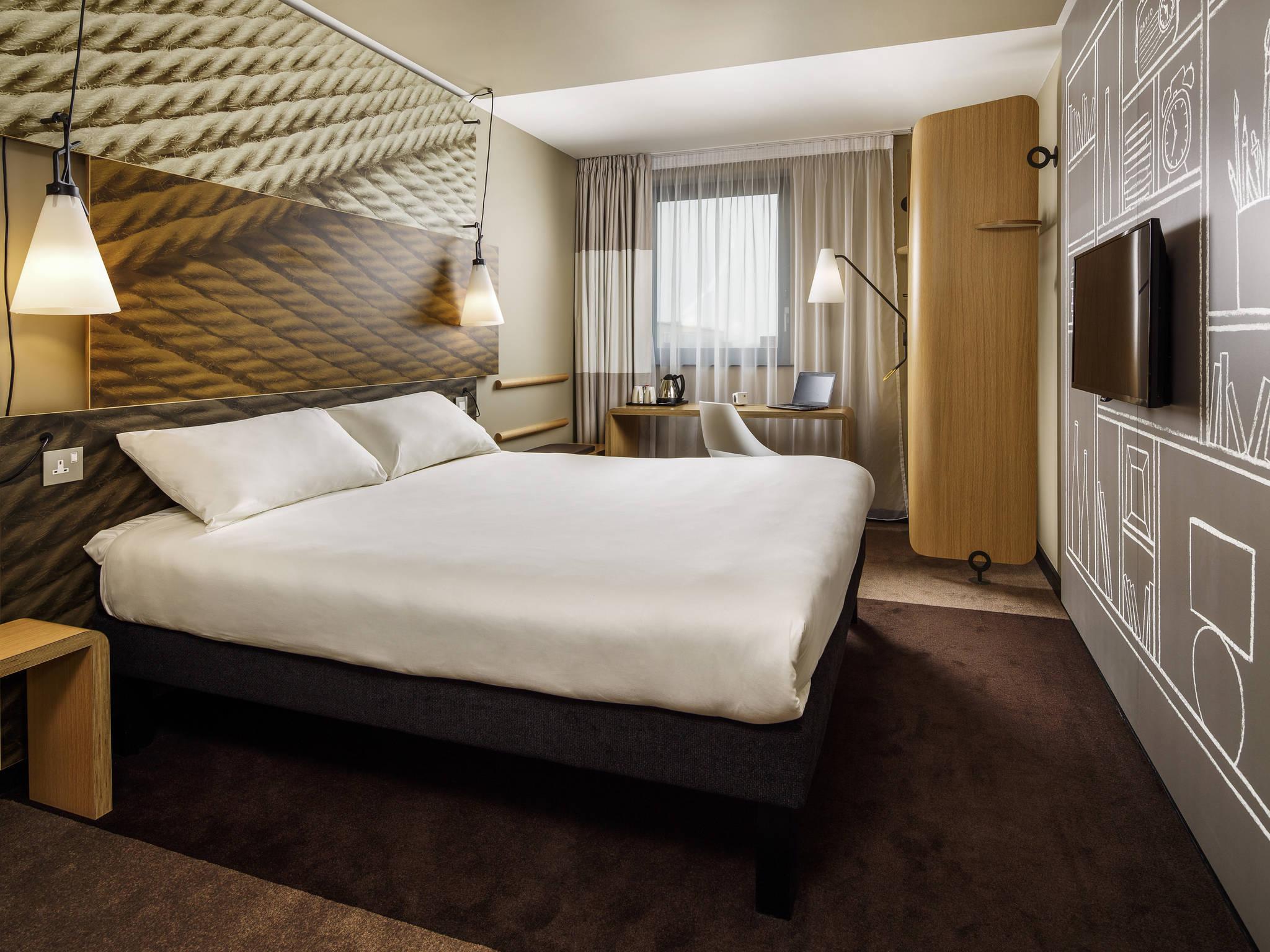 酒店 – 宜必思剑桥中央火车站酒店