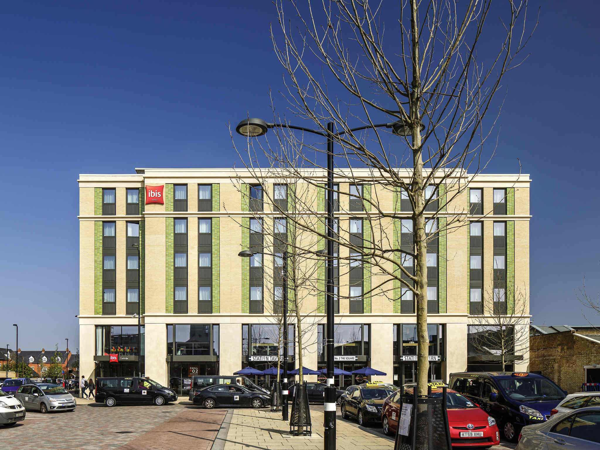 Hotel Ibis Cambridge Central Station