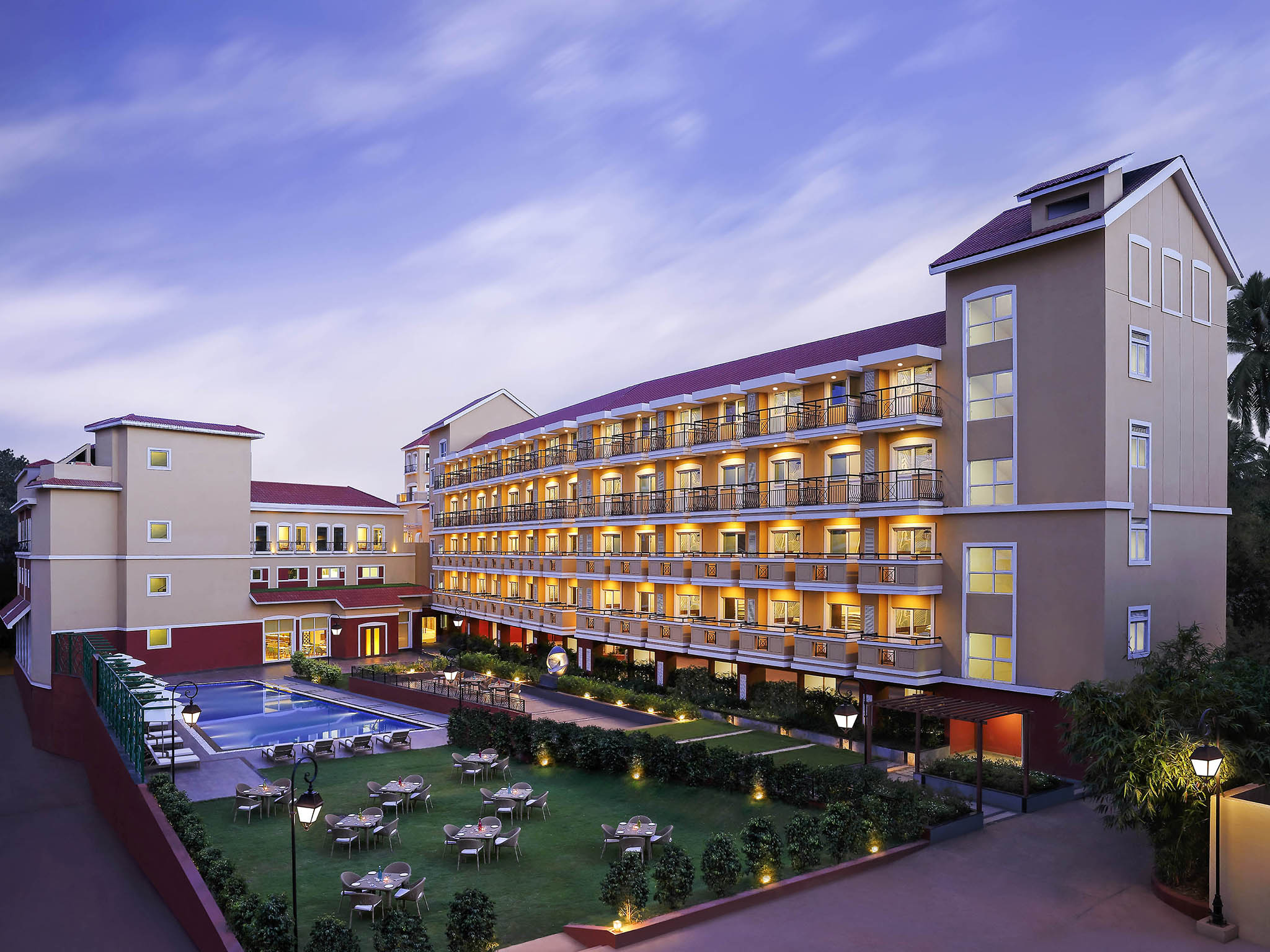 Otel – ibis Styles Goa Calangute
