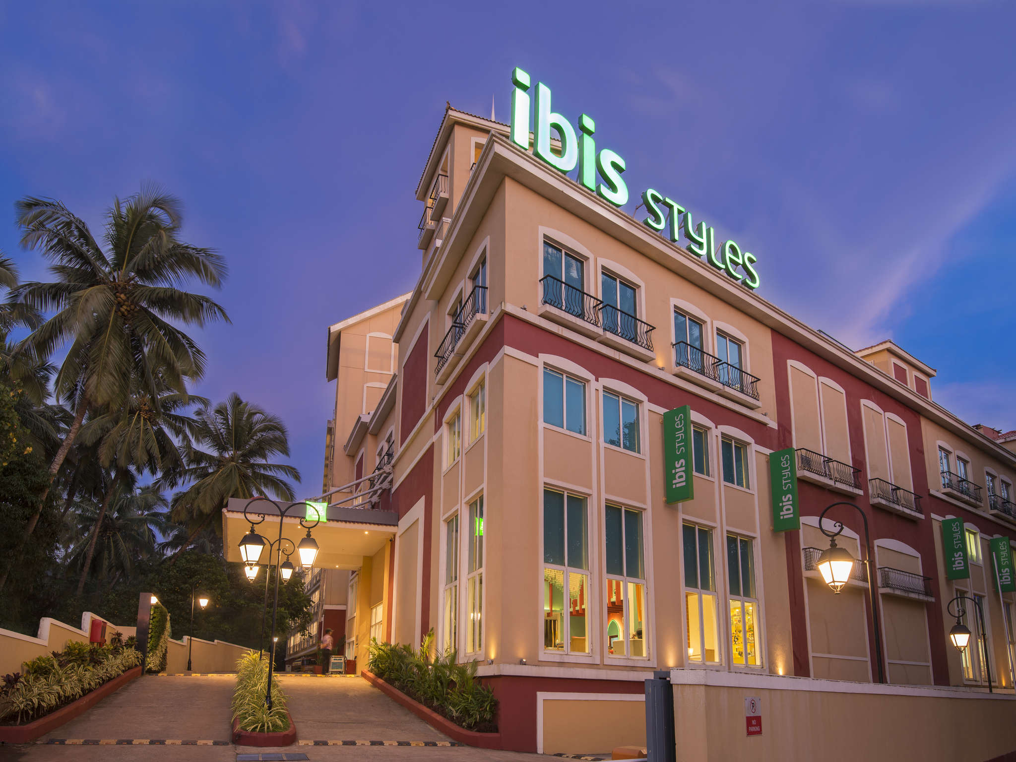 Resort In North Goa Ibis Styles Goa Calangute Accorhotel