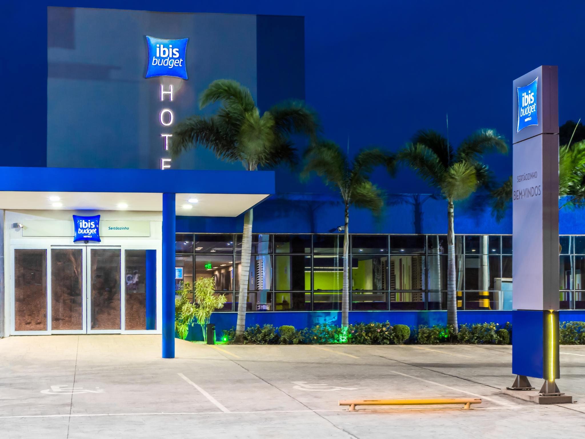 Hotell – ibis budget Sertaozinho